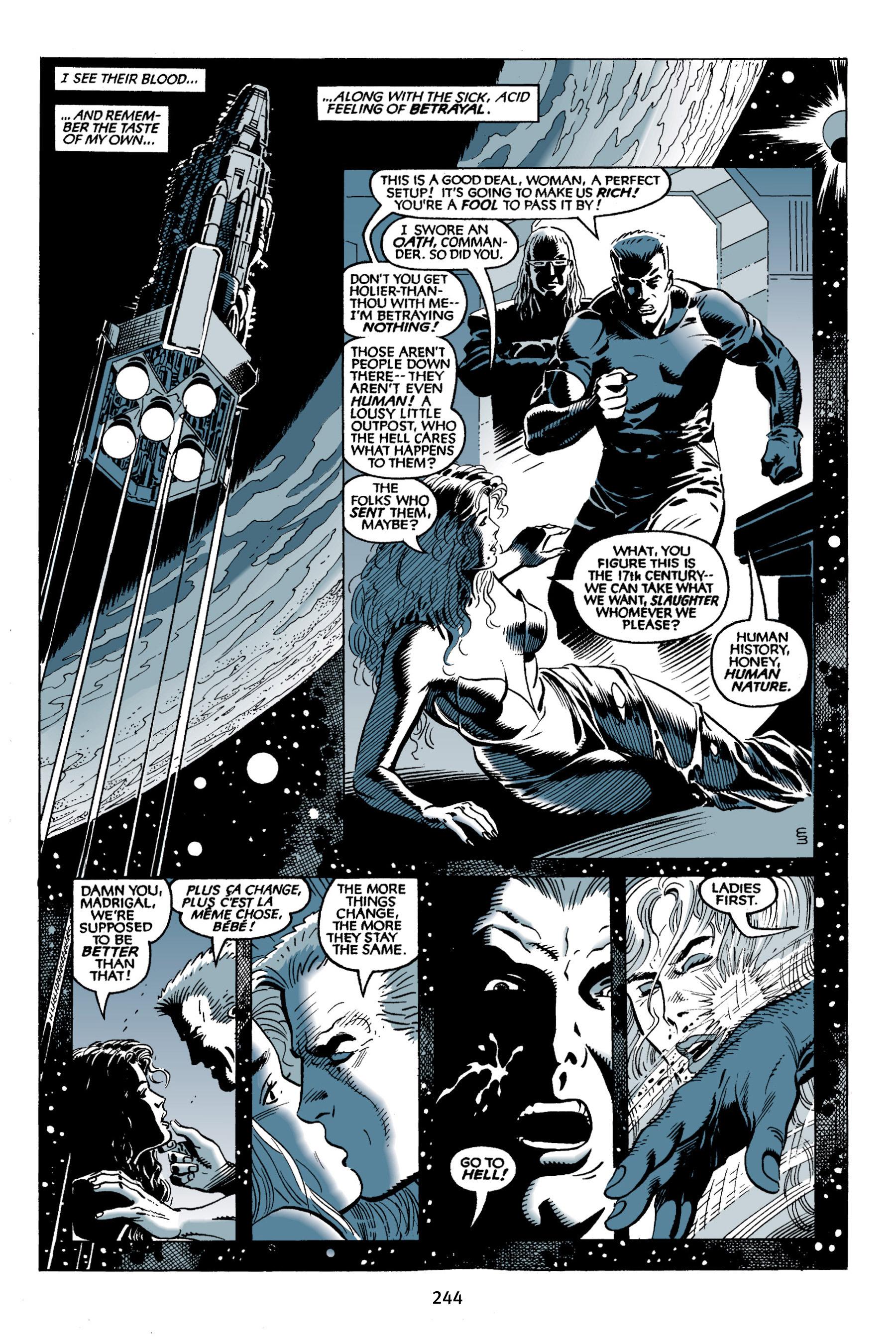 Read online Aliens vs. Predator Omnibus comic -  Issue # _TPB 2 Part 3 - 20