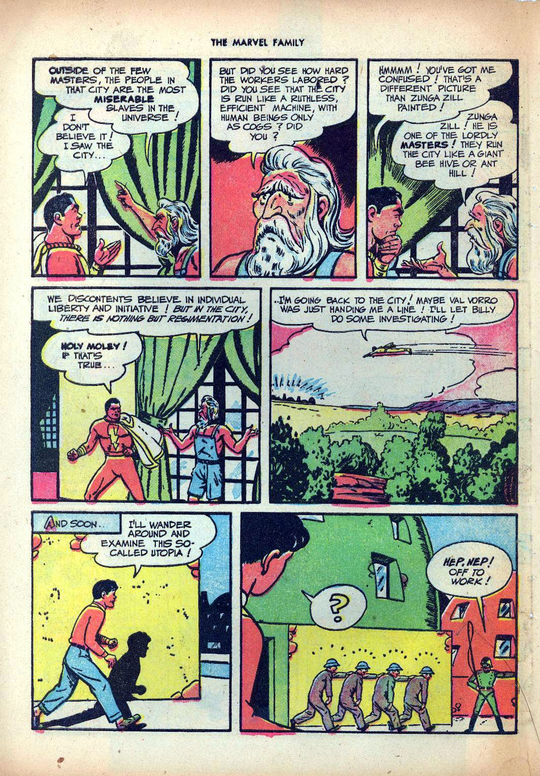The Marvel Family issue 25 - Page 46