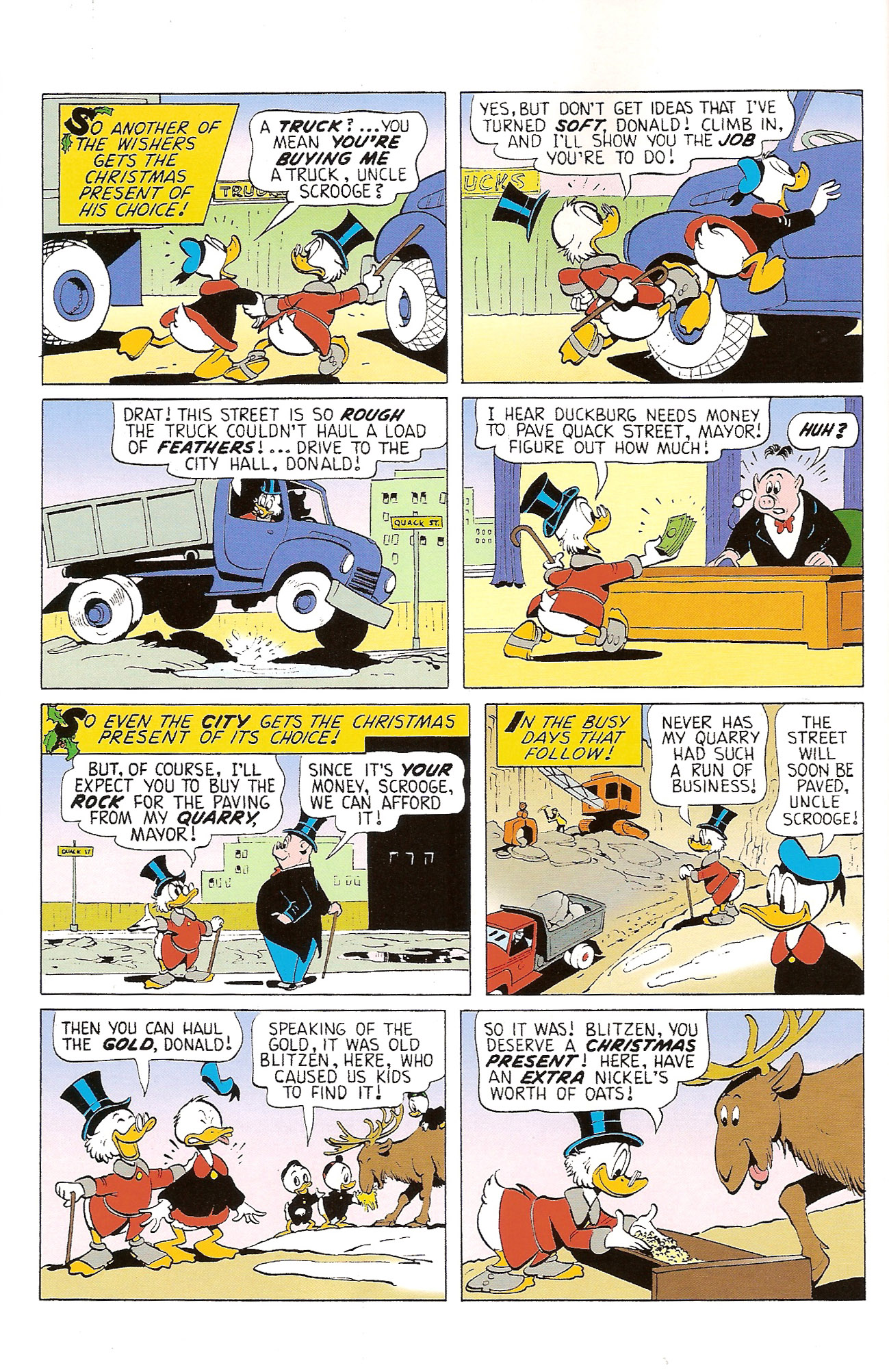 Read online Uncle Scrooge (1953) comic -  Issue #398 - 22