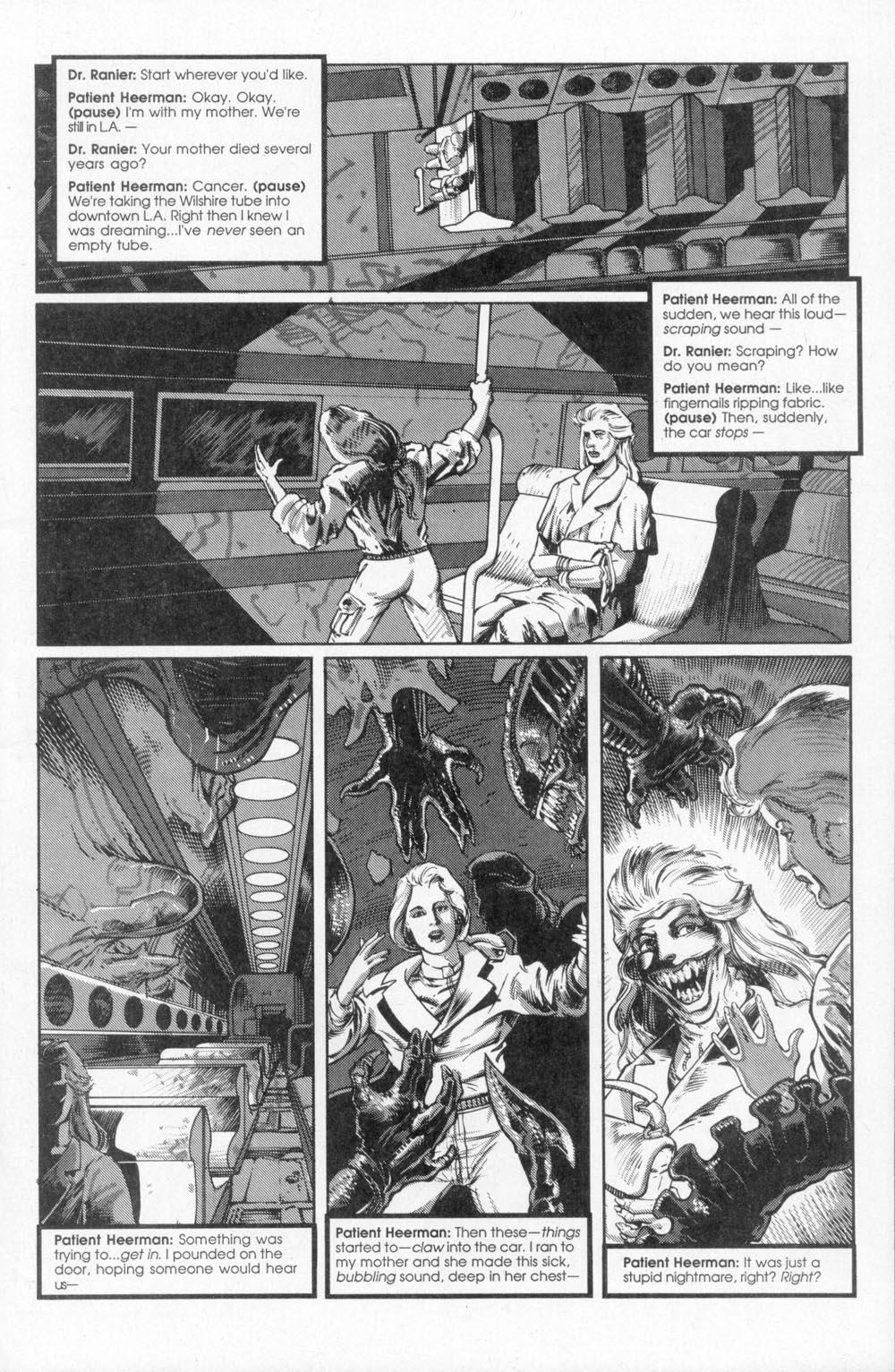 Read online Aliens (1988) comic -  Issue #3 - 5