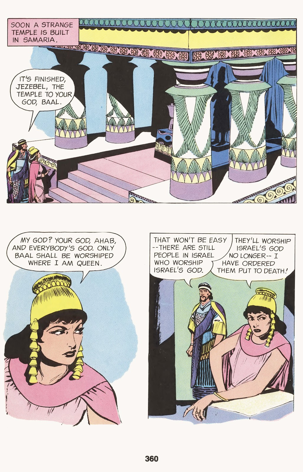 The Picture Bible issue TPB (Part 4) - Page 63