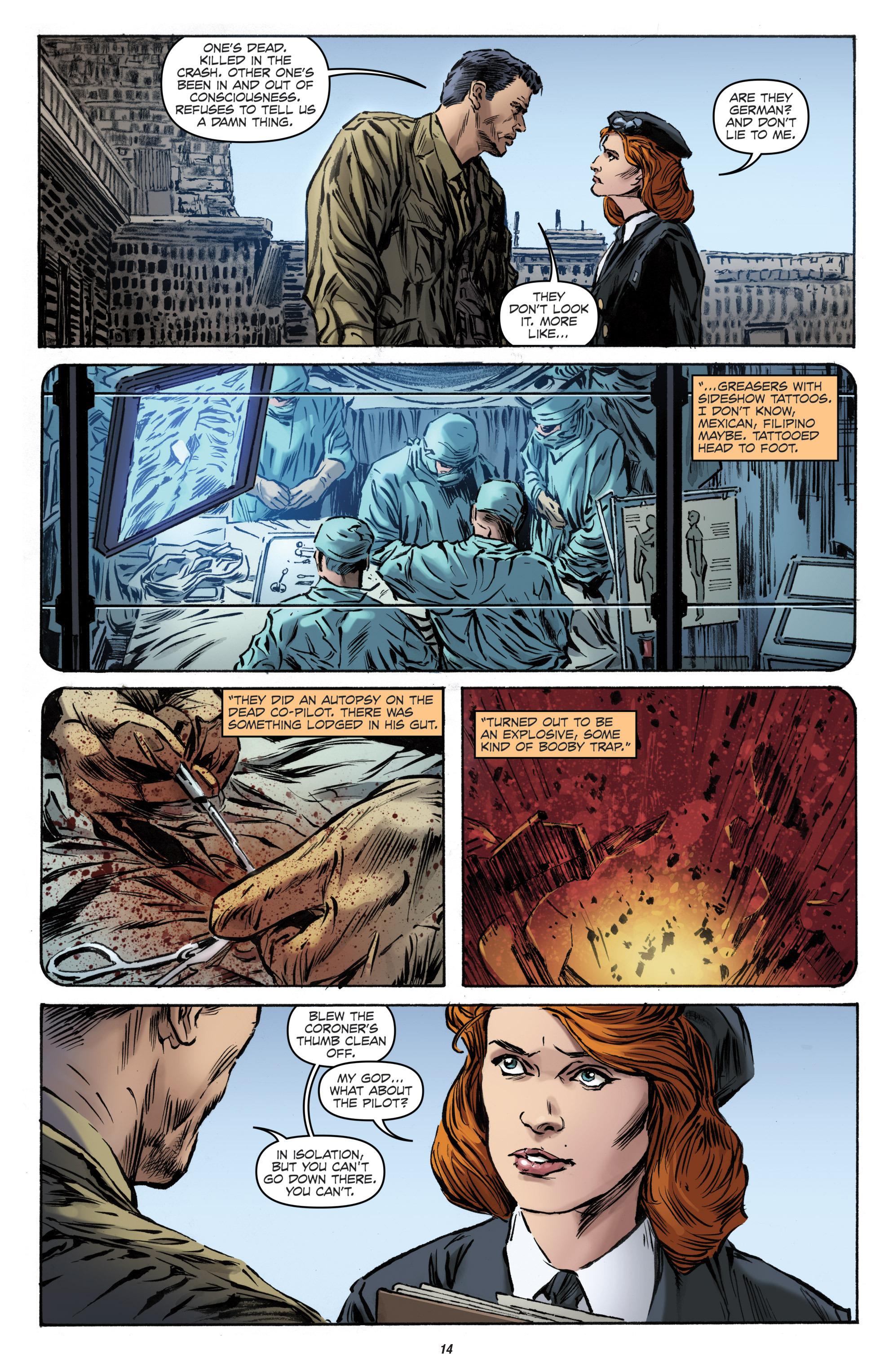 Read online Archangel (2016) comic -  Issue #1 - 16