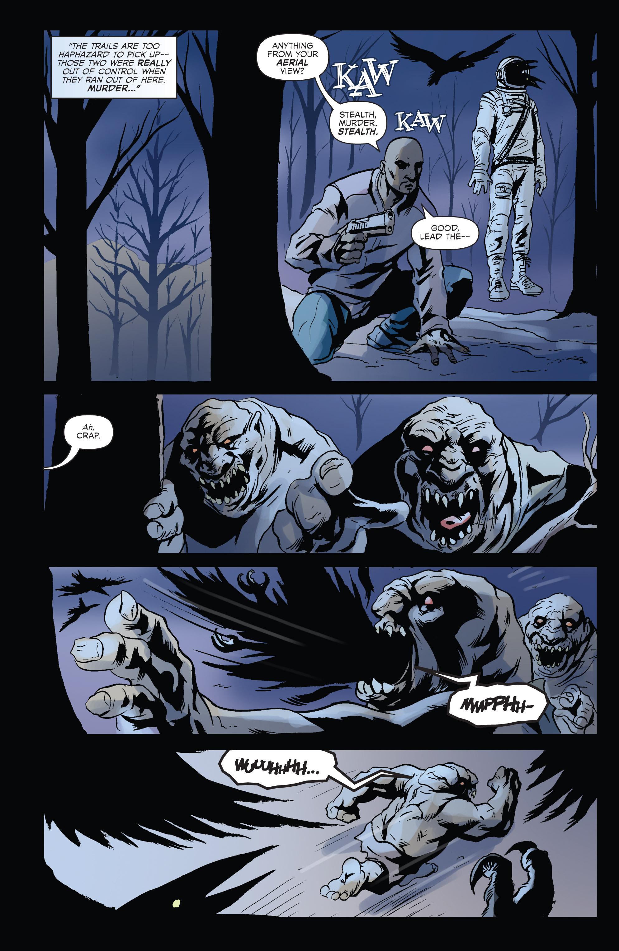Read online Hoax Hunters (2012) comic -  Issue # TPB 2 - 41