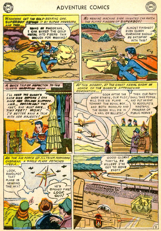 Read online Adventure Comics (1938) comic -  Issue #192 - 10