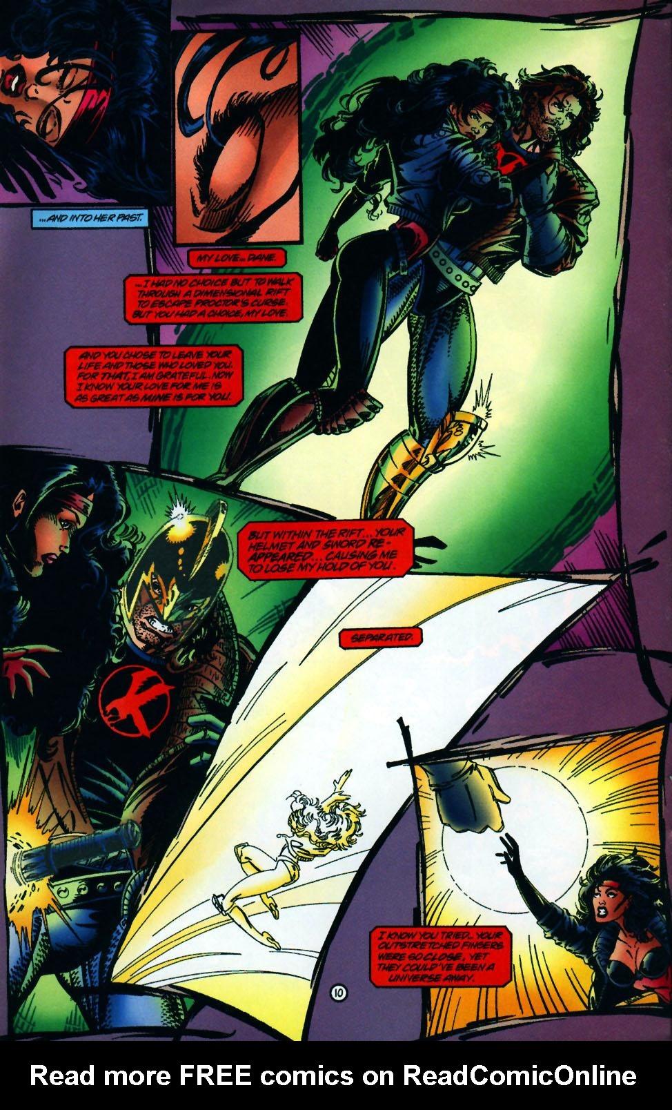 Read online UltraForce (1994) comic -  Issue #10 - 11