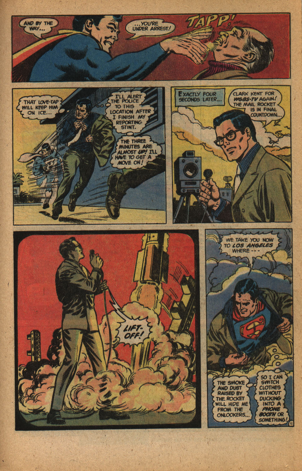 Read online Action Comics (1938) comic -  Issue #485 - 21