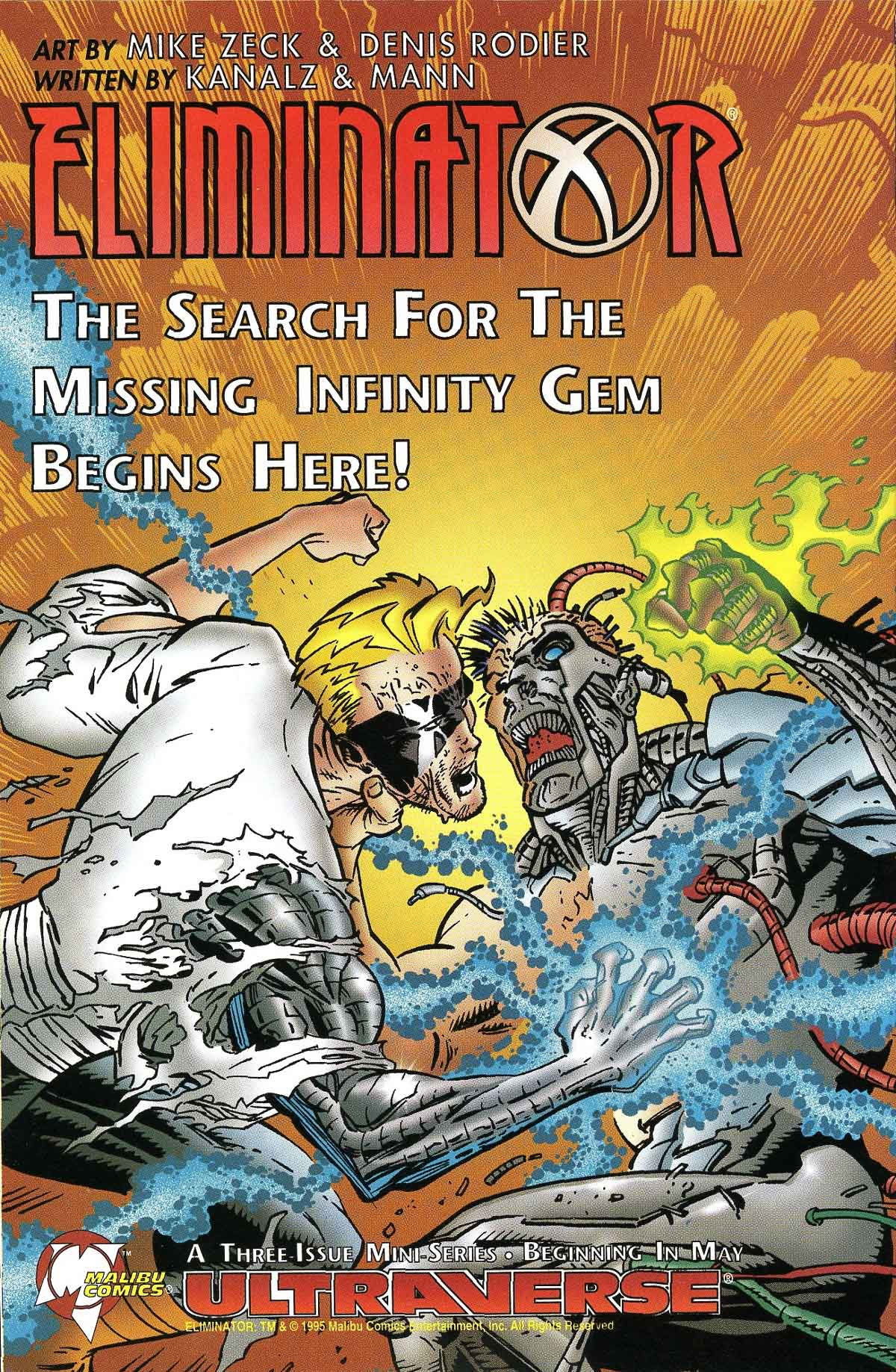 Read online Rune (1994) comic -  Issue #8 - 13