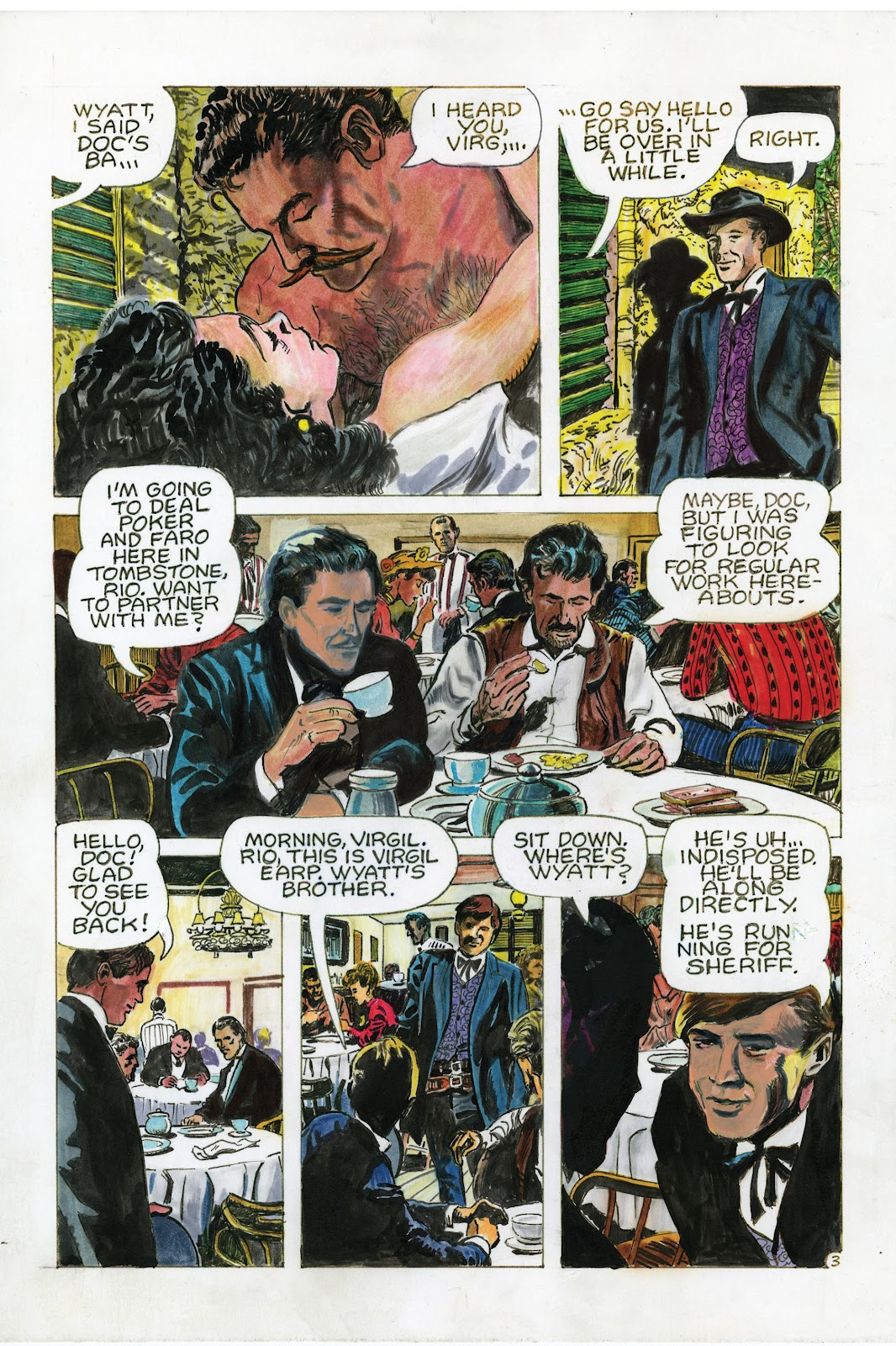 Read online Doug Wildey's Rio: The Complete Saga comic -  Issue # TPB (Part 2) - 91