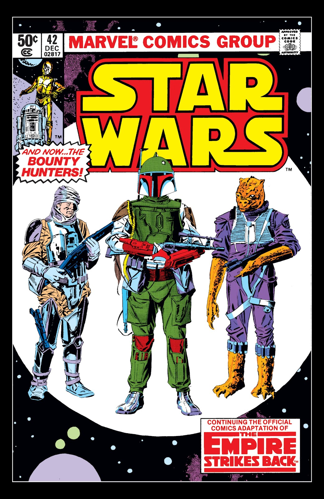Read online Star Wars Legends: The Original Marvel Years - Epic Collection comic -  Issue # TPB 3 (Part 1) - 60
