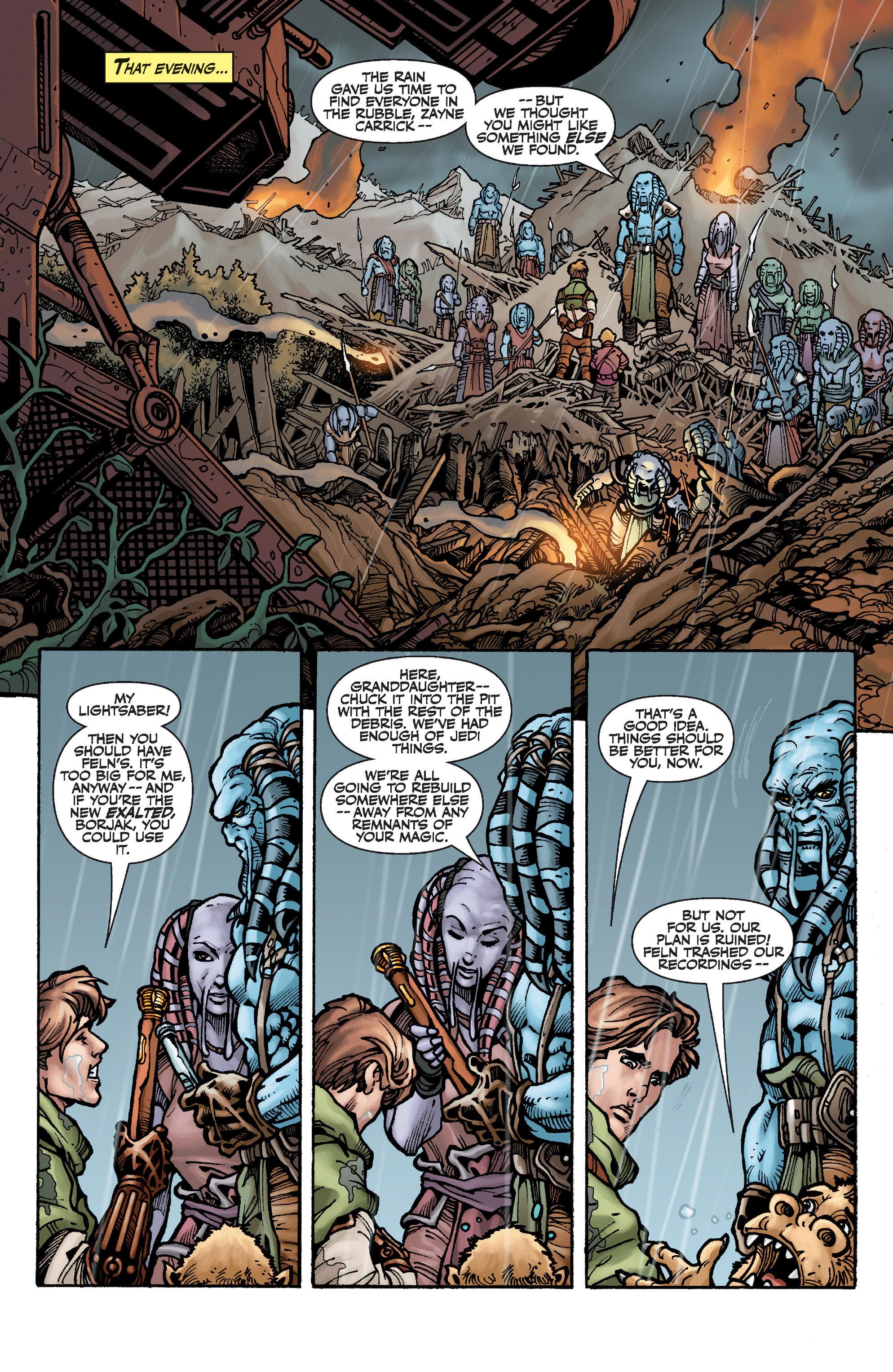 Read online Star Wars Omnibus comic -  Issue # Vol. 32 - 274