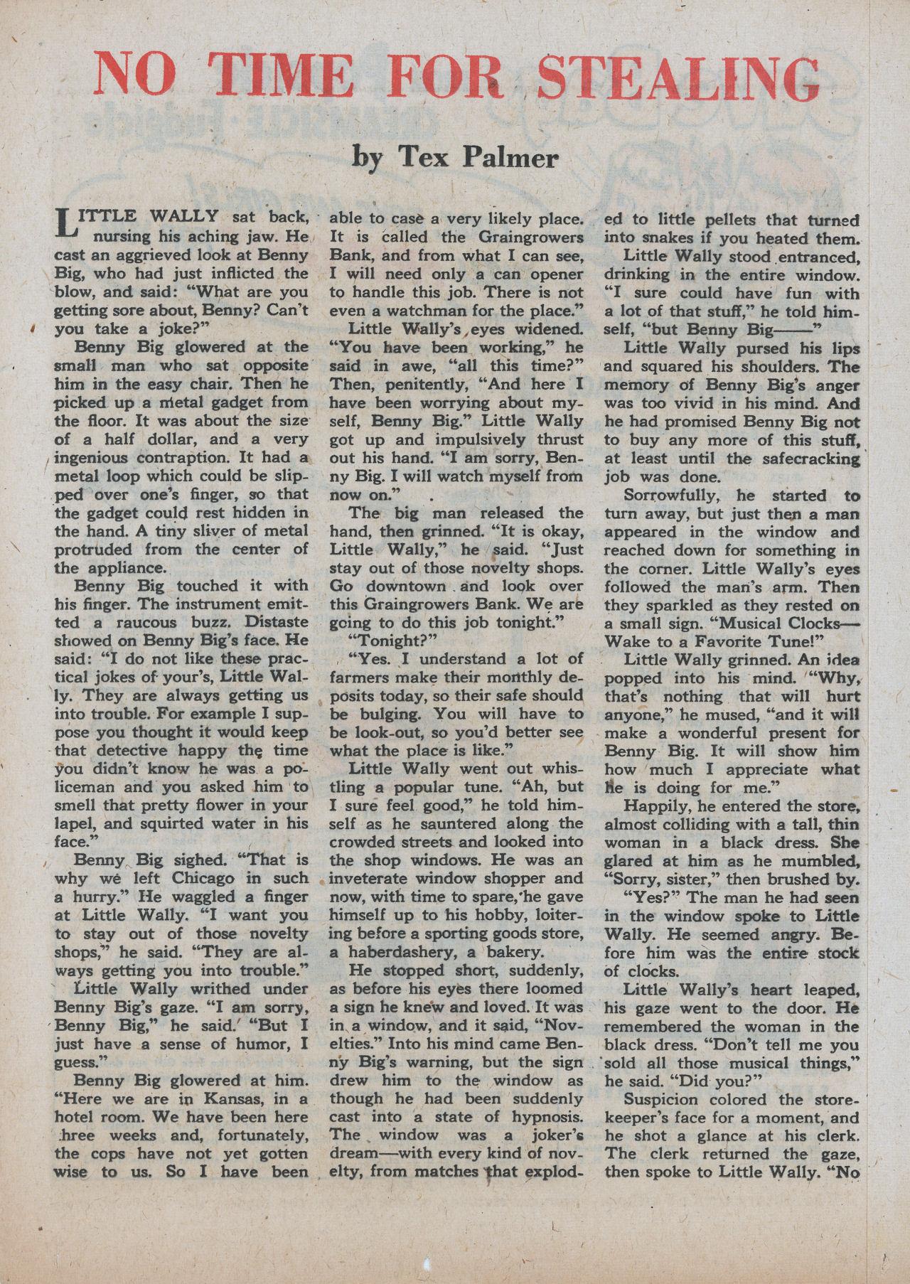 Read online Detective Comics (1937) comic -  Issue #89 - 36