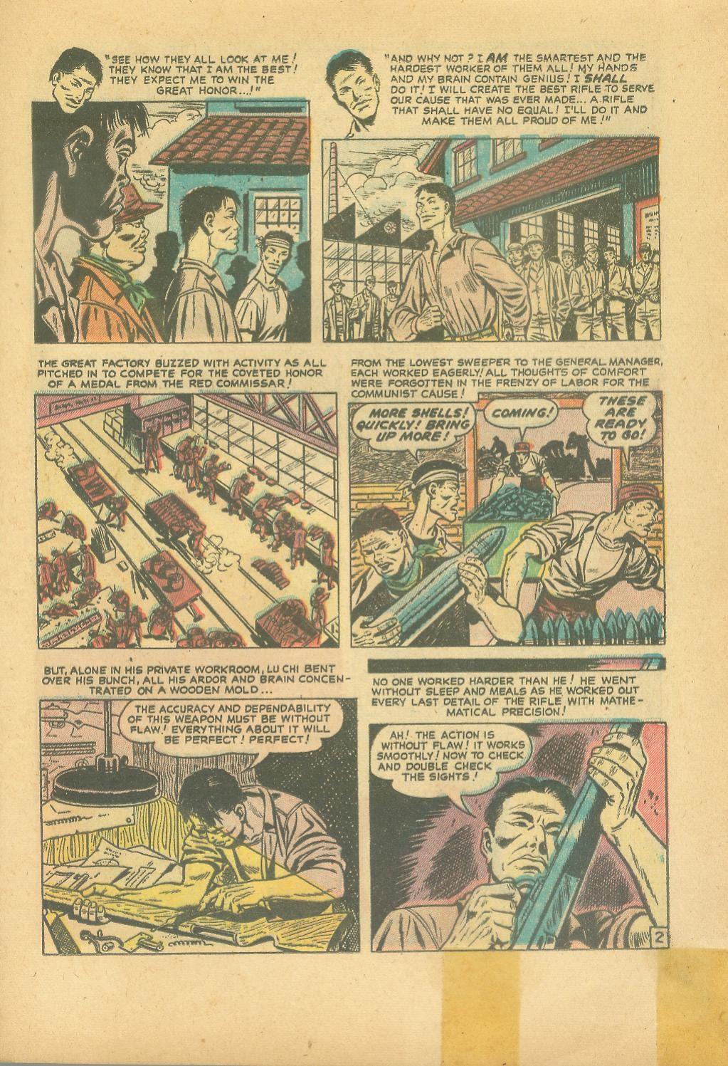 War Adventures issue 1 - Page 21