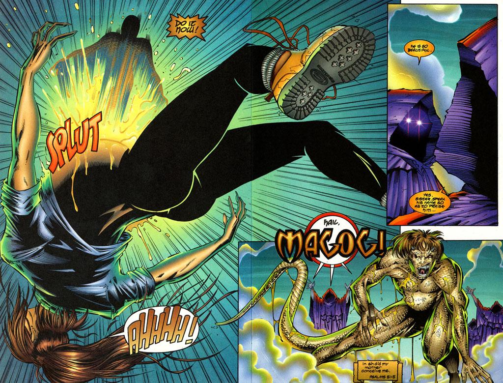 Read online Avengelyne (1996) comic -  Issue #3 - 5