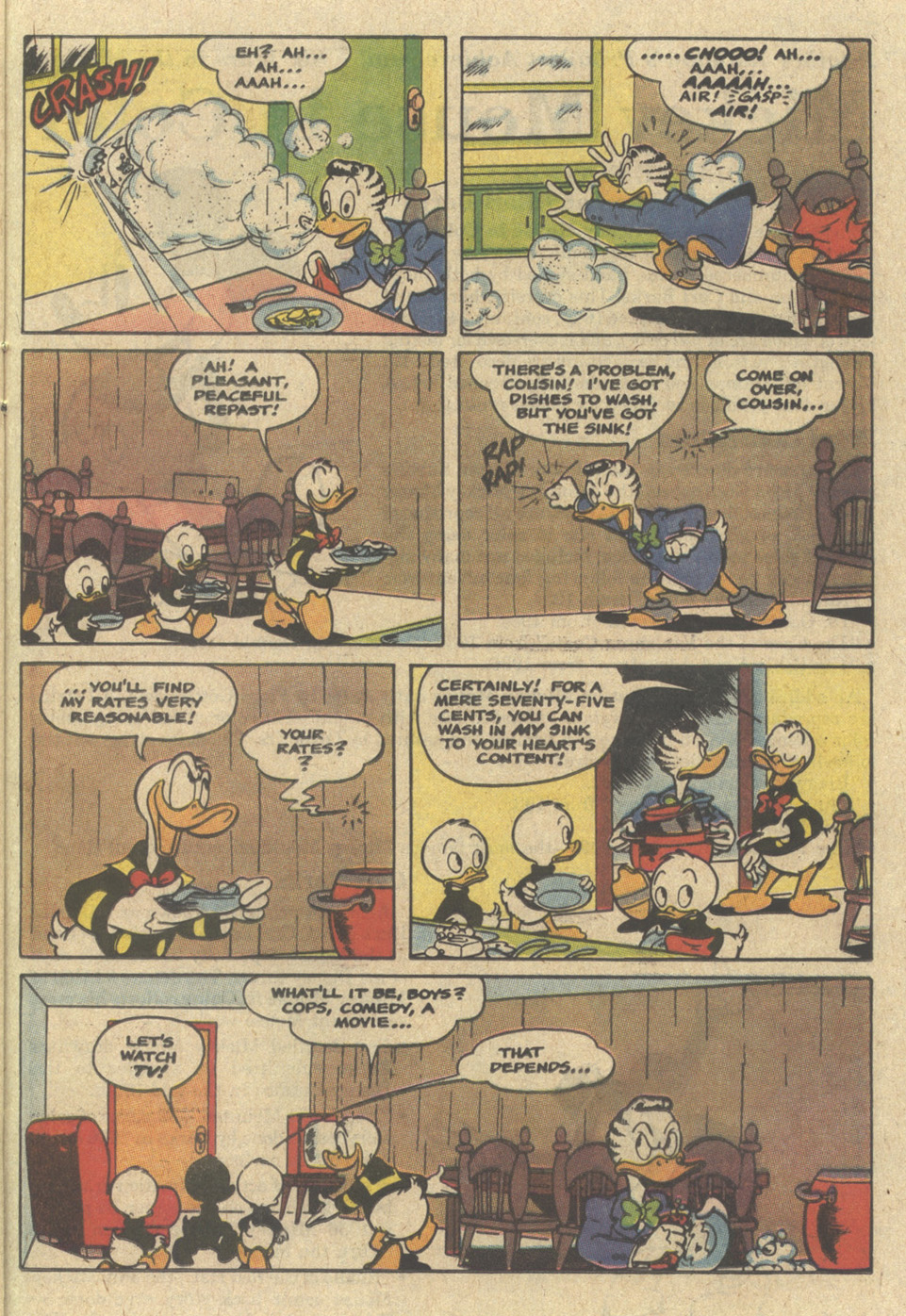 Walt Disney's Donald Duck (1986) issue 272 - Page 25