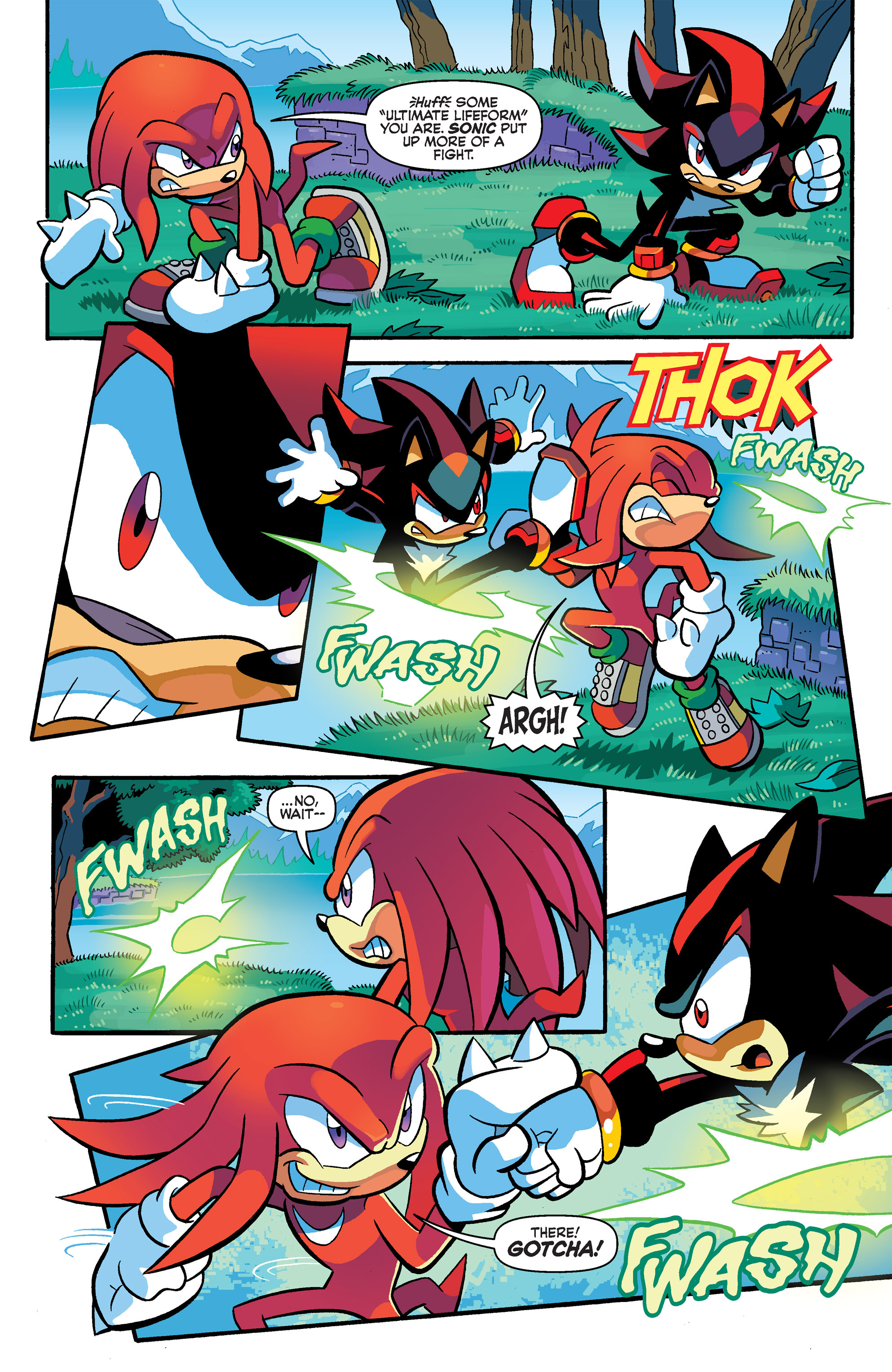 Read online Sonic Universe comic -  Issue #69 - 14
