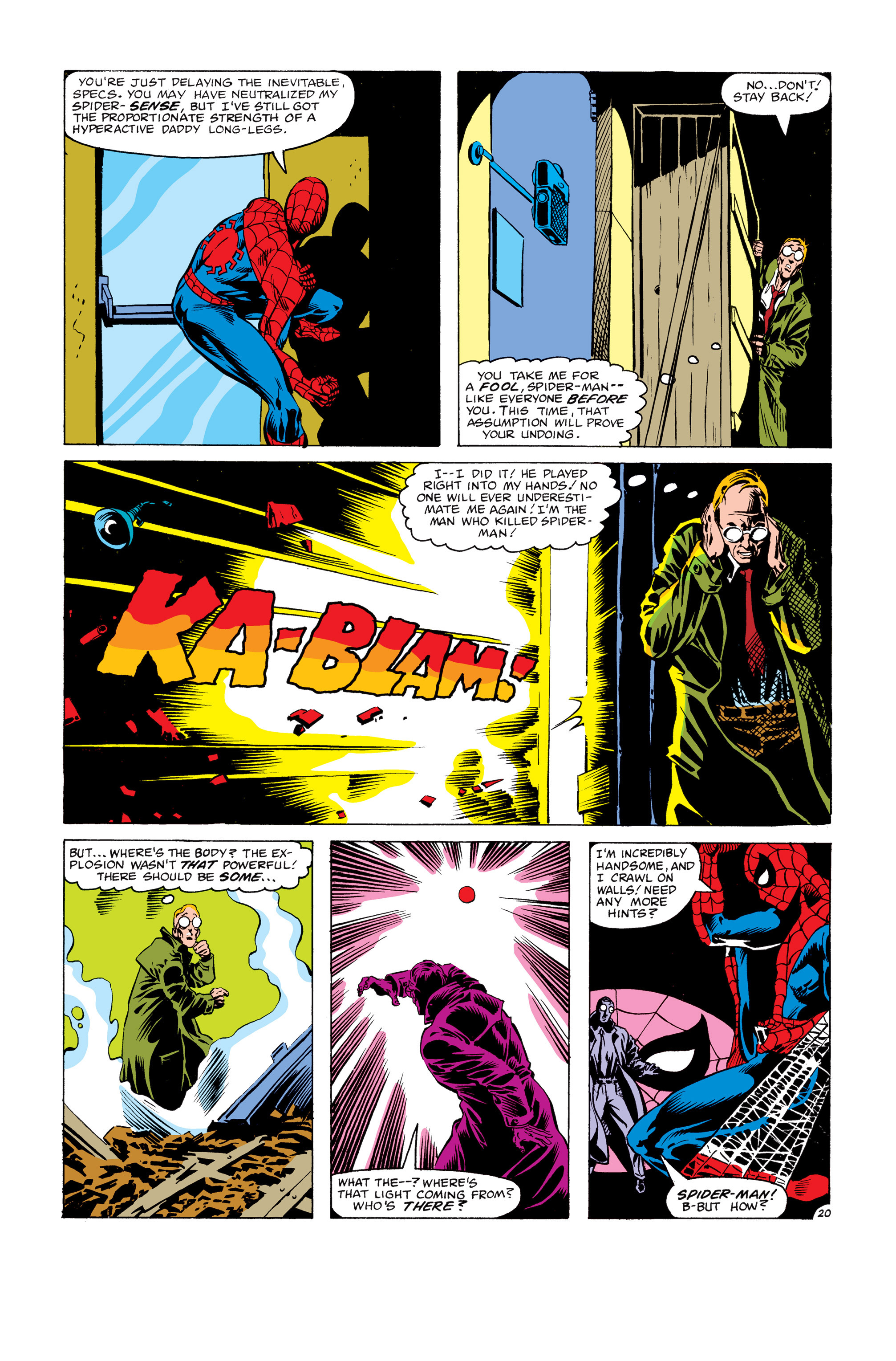 The Amazing Spider-Man (1963) 228 Page 20