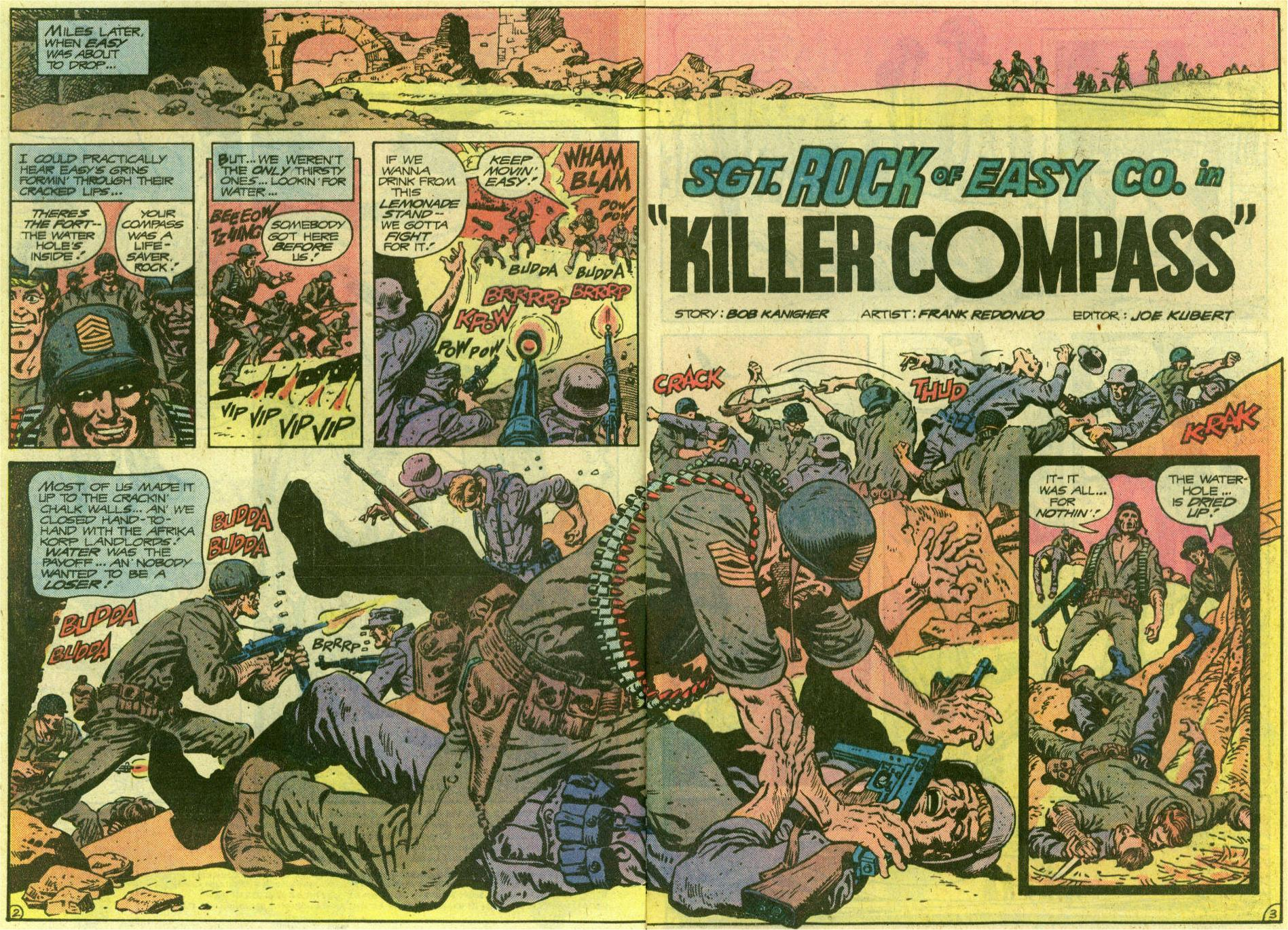 Read online Sgt. Rock comic -  Issue #335 - 5