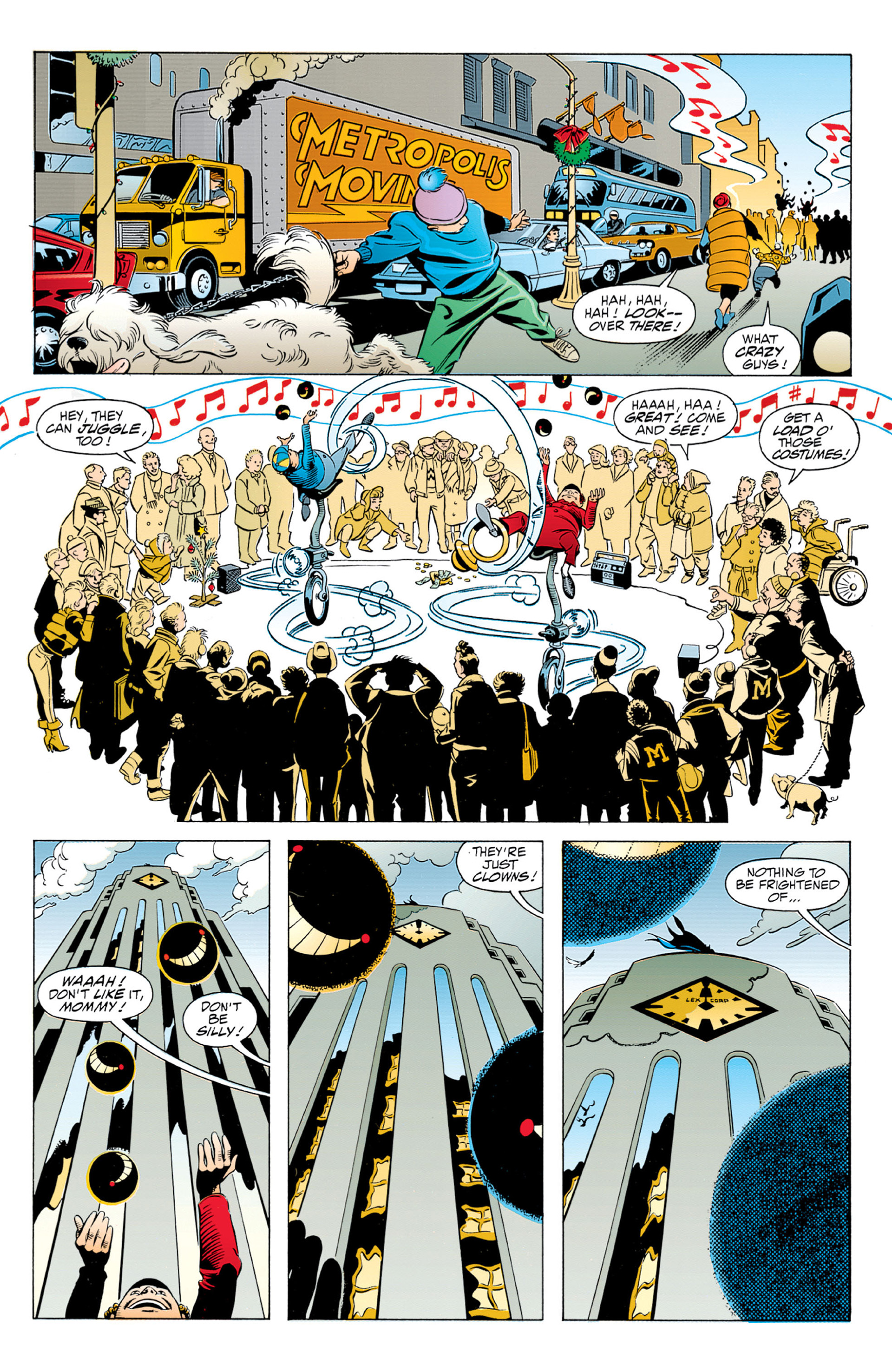 Read online World's Finest (1990) comic -  Issue #2 - 13