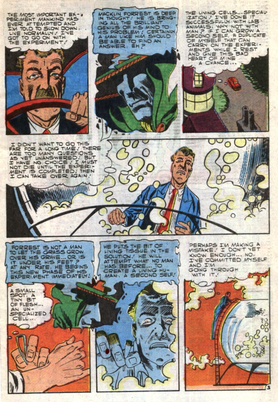 Read online Scary Tales comic -  Issue #39 - 11