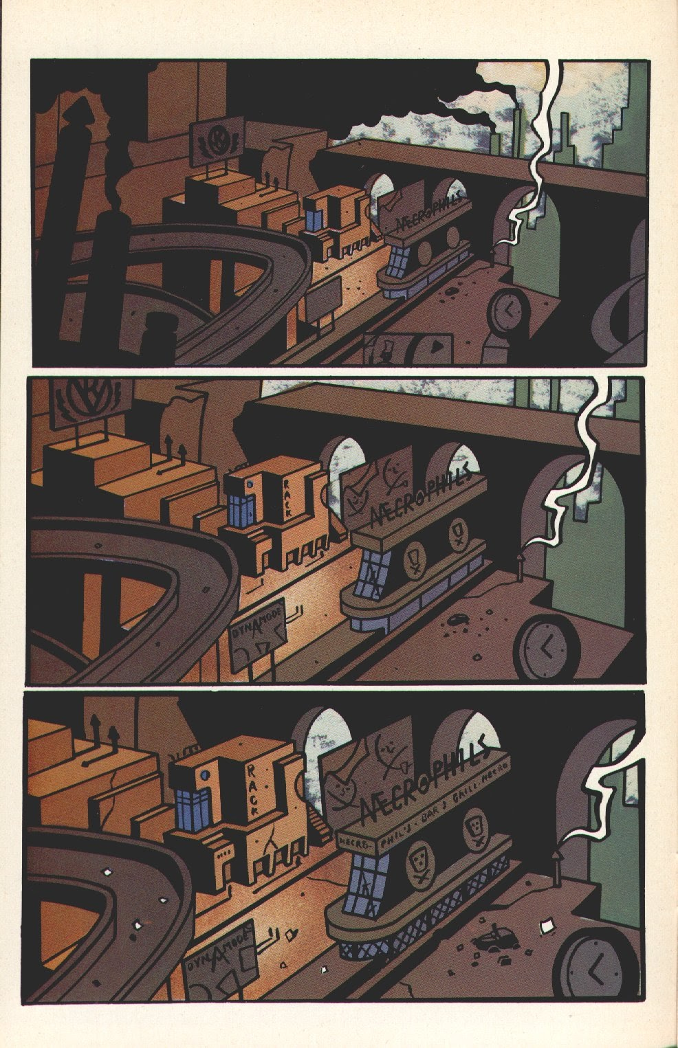 Mister X issue 11 - Page 12