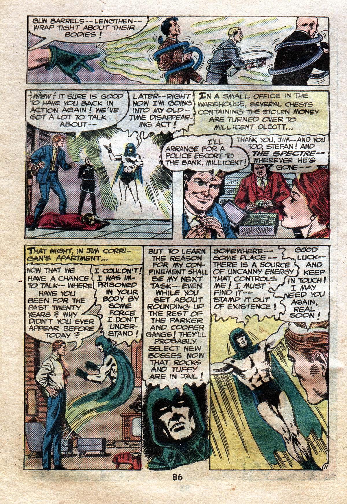 Read online Adventure Comics (1938) comic -  Issue #491 - 85