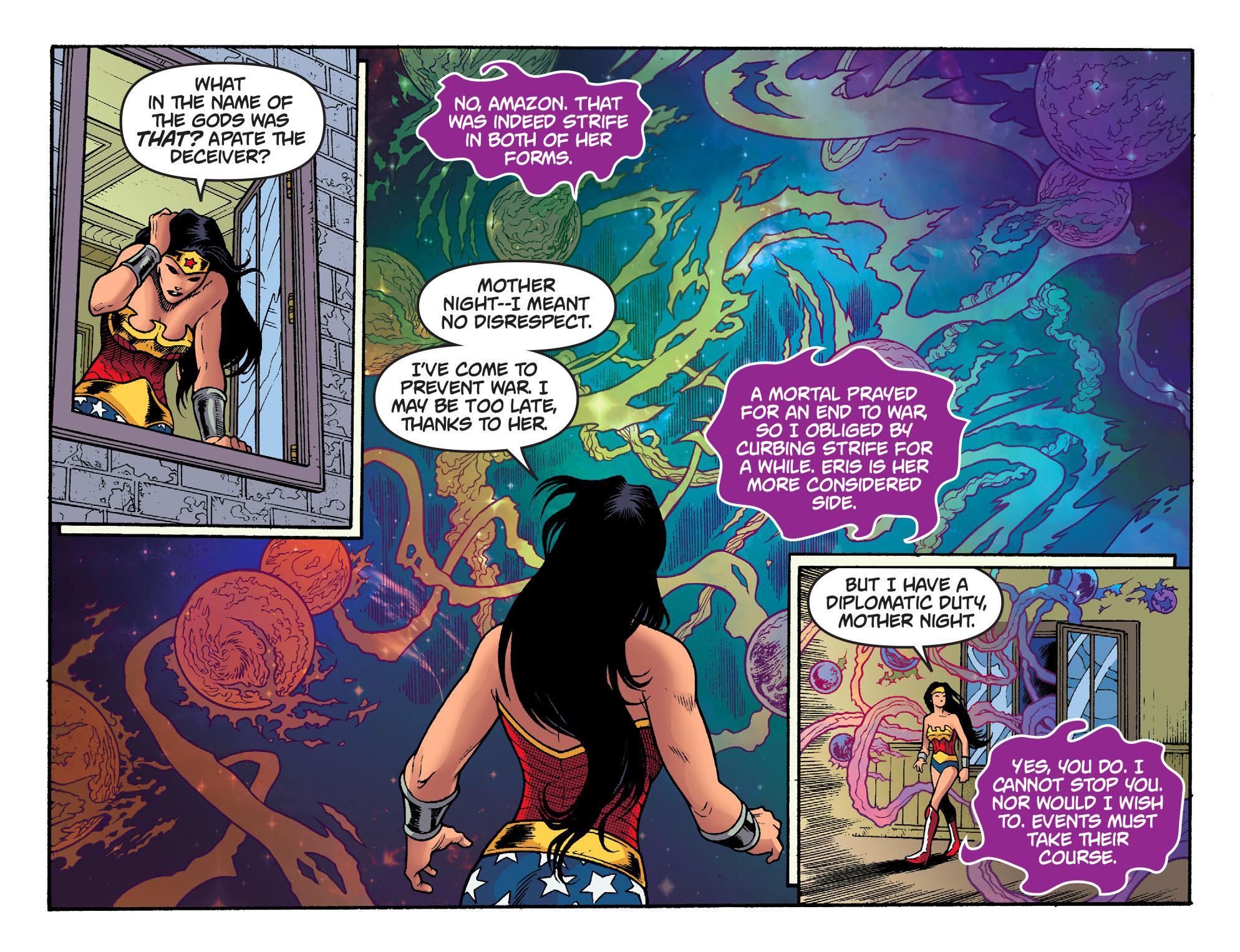 Read online Sensation Comics Featuring Wonder Woman comic -  Issue #43 - 12