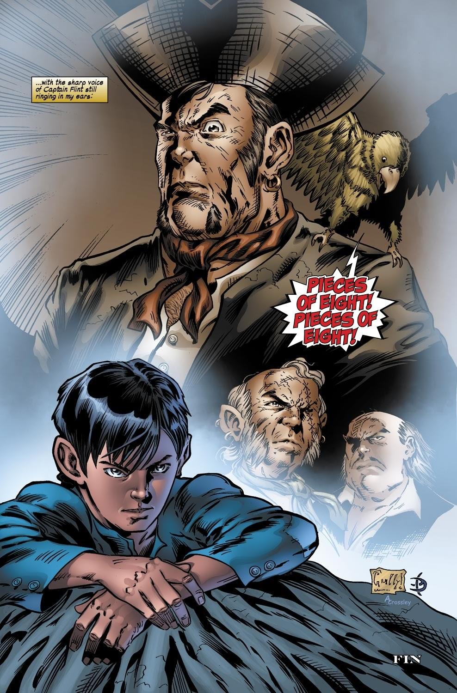 Read online Treasure Island comic -  Issue #6 - 24