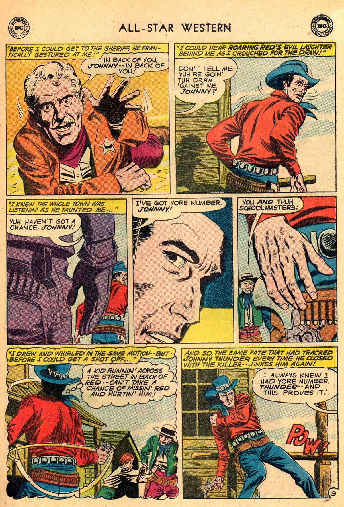 Read online All-Star Western (1951) comic -  Issue #115 - 11