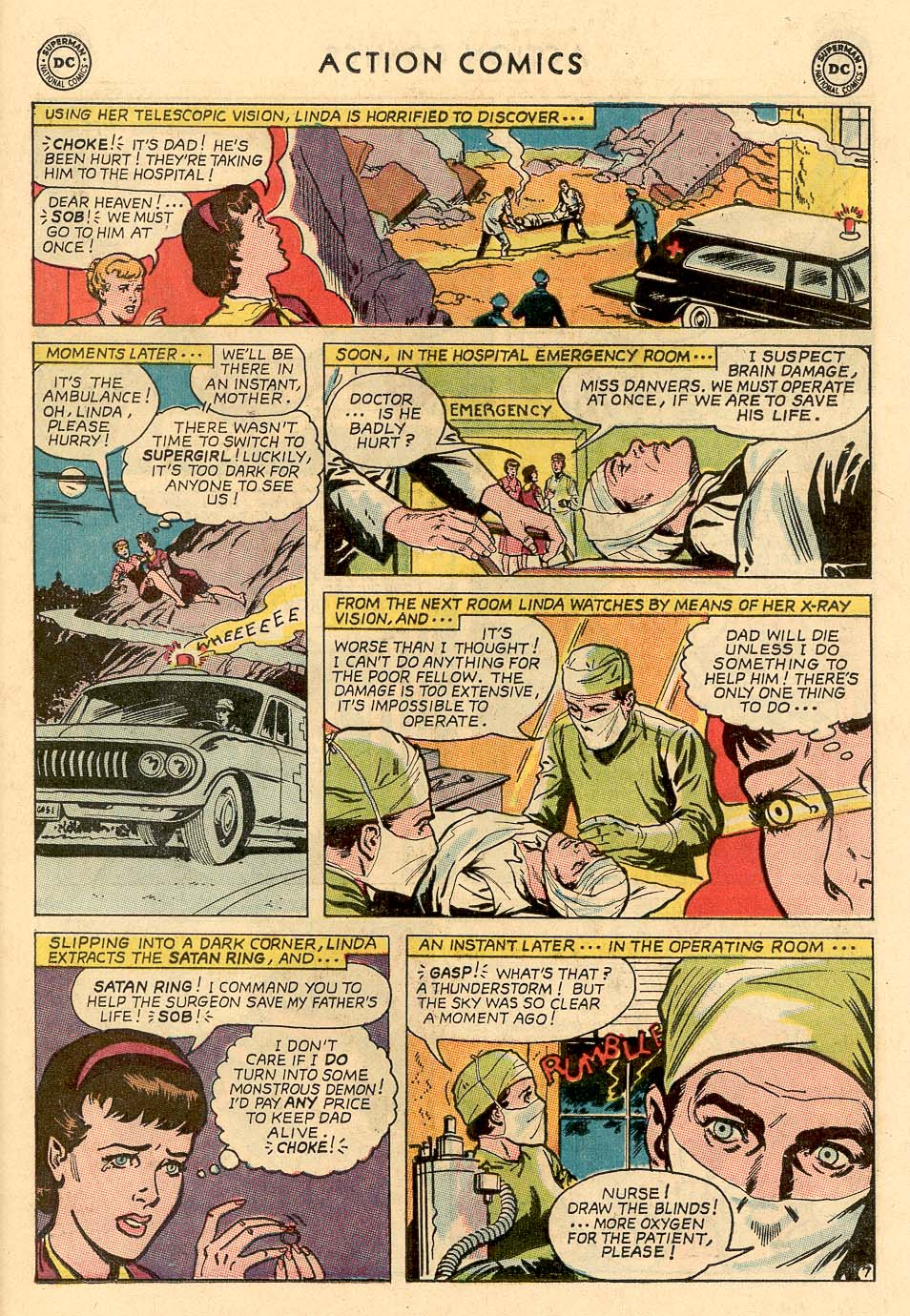 Read online Action Comics (1938) comic -  Issue #324 - 27