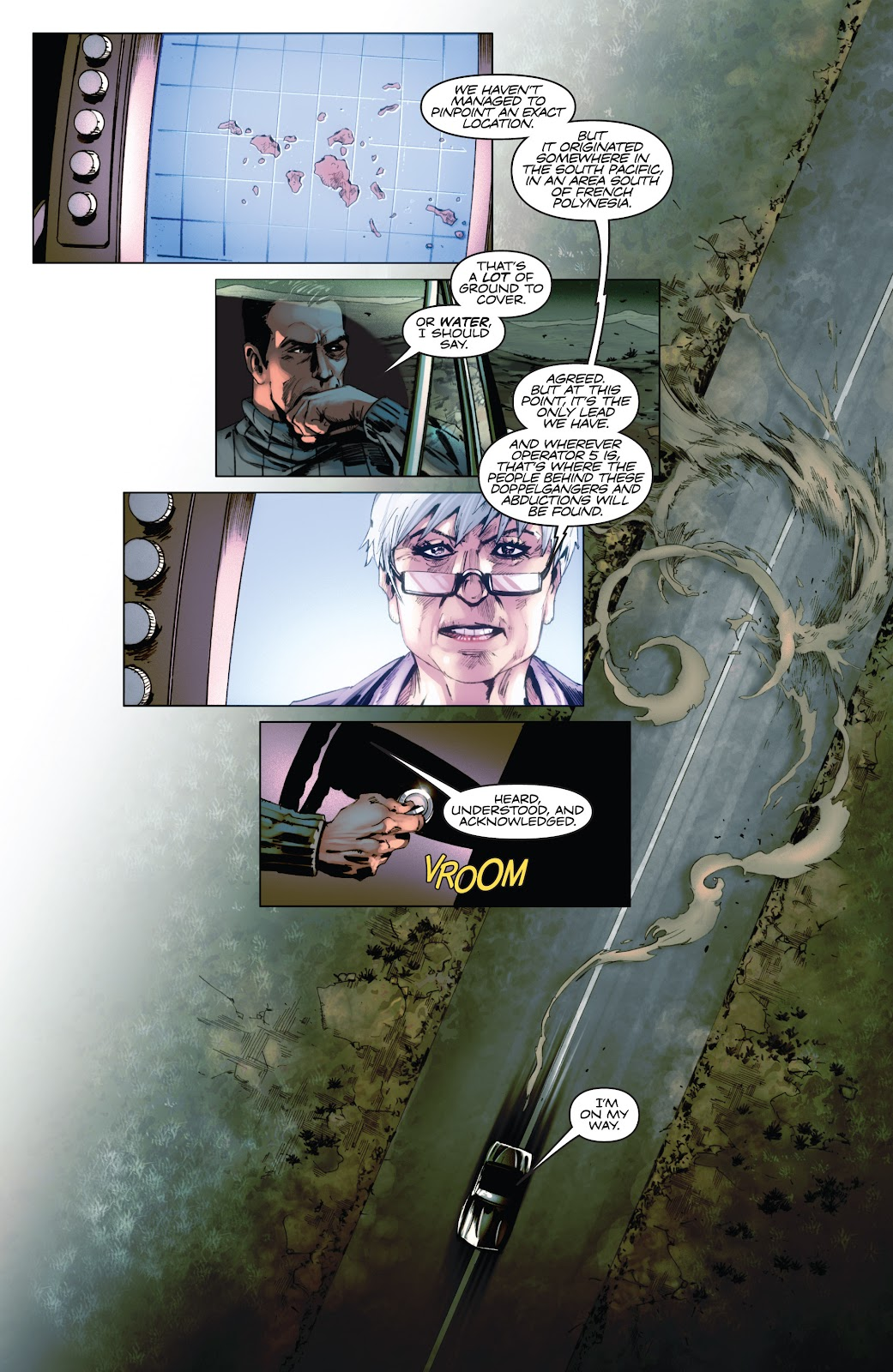 Read online Codename: Action comic -  Issue #3 - 8