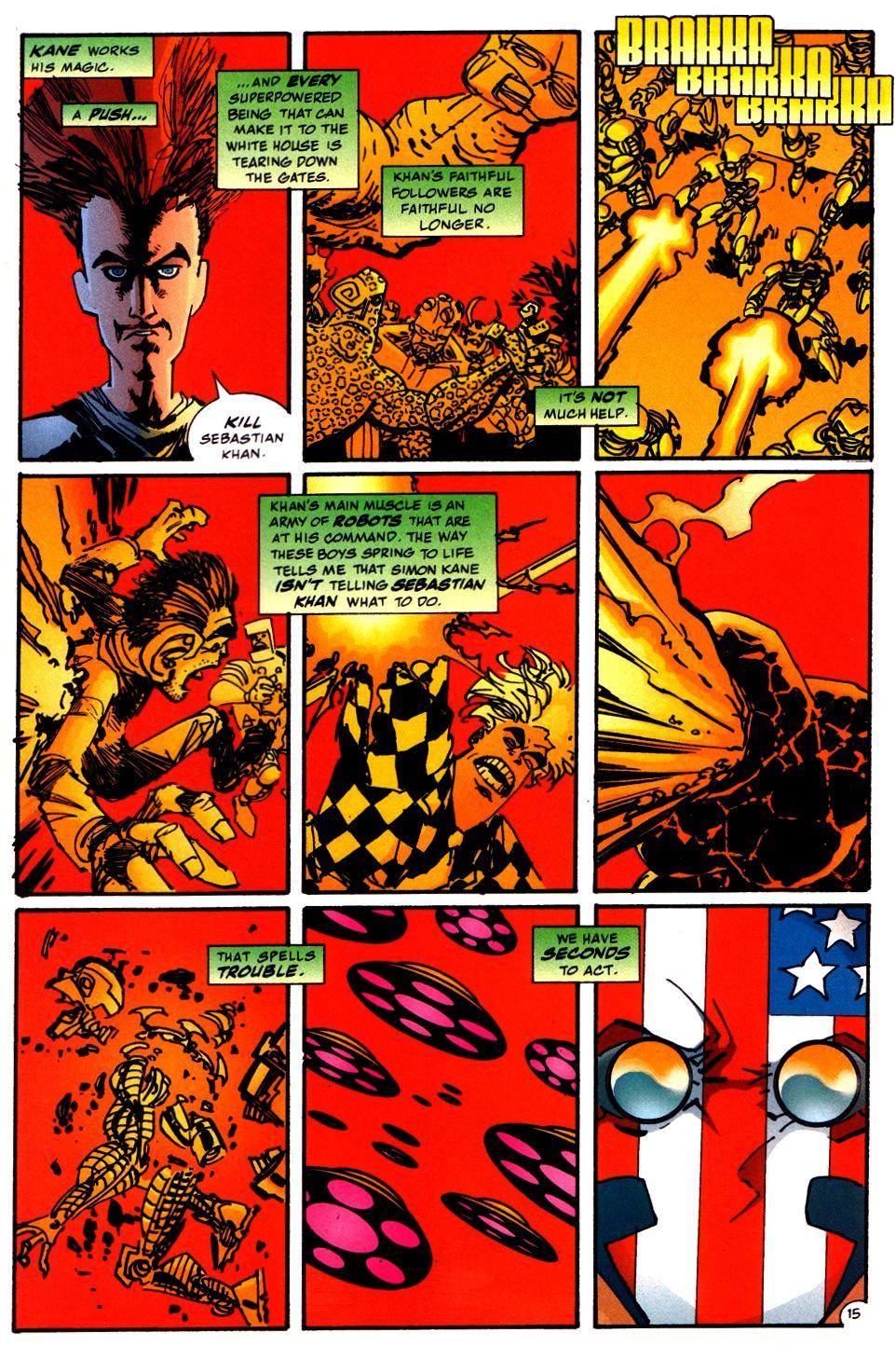 The Savage Dragon (1993) Issue #93 #96 - English 15
