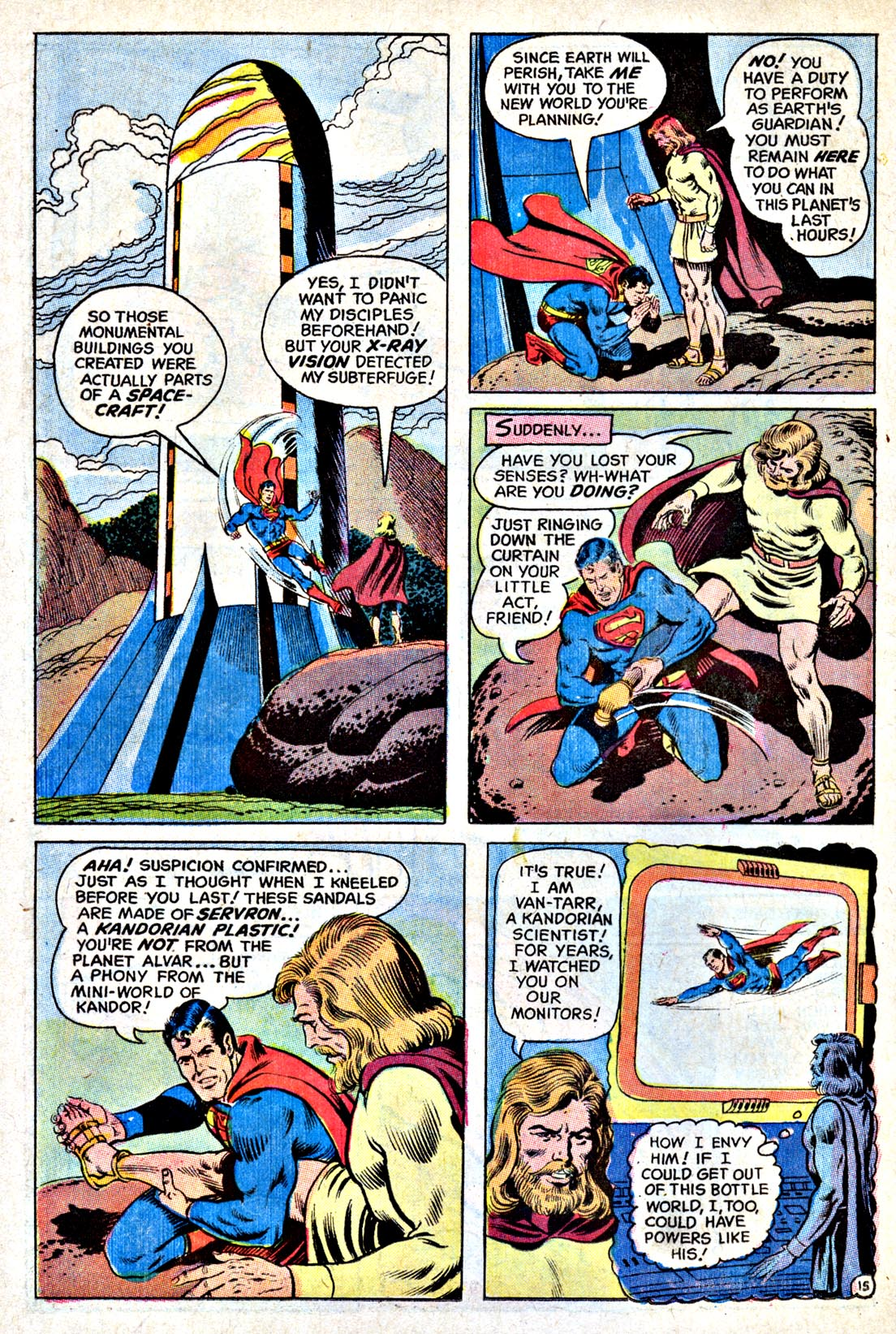 Read online Action Comics (1938) comic -  Issue #406 - 19