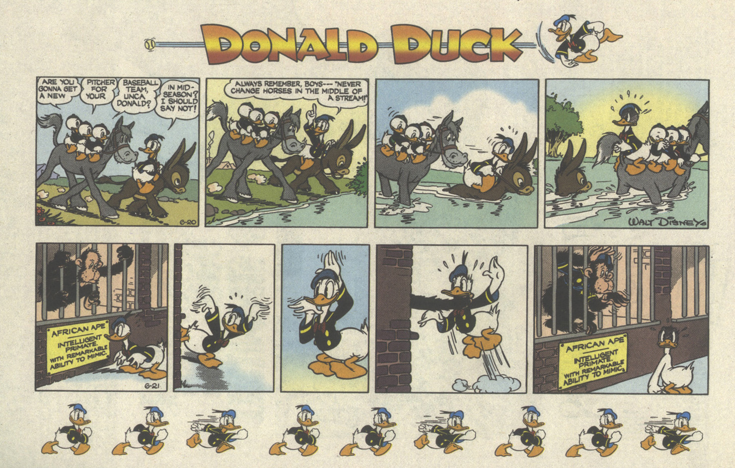 Walt Disney's Donald Duck (1986) issue 298 - Page 15