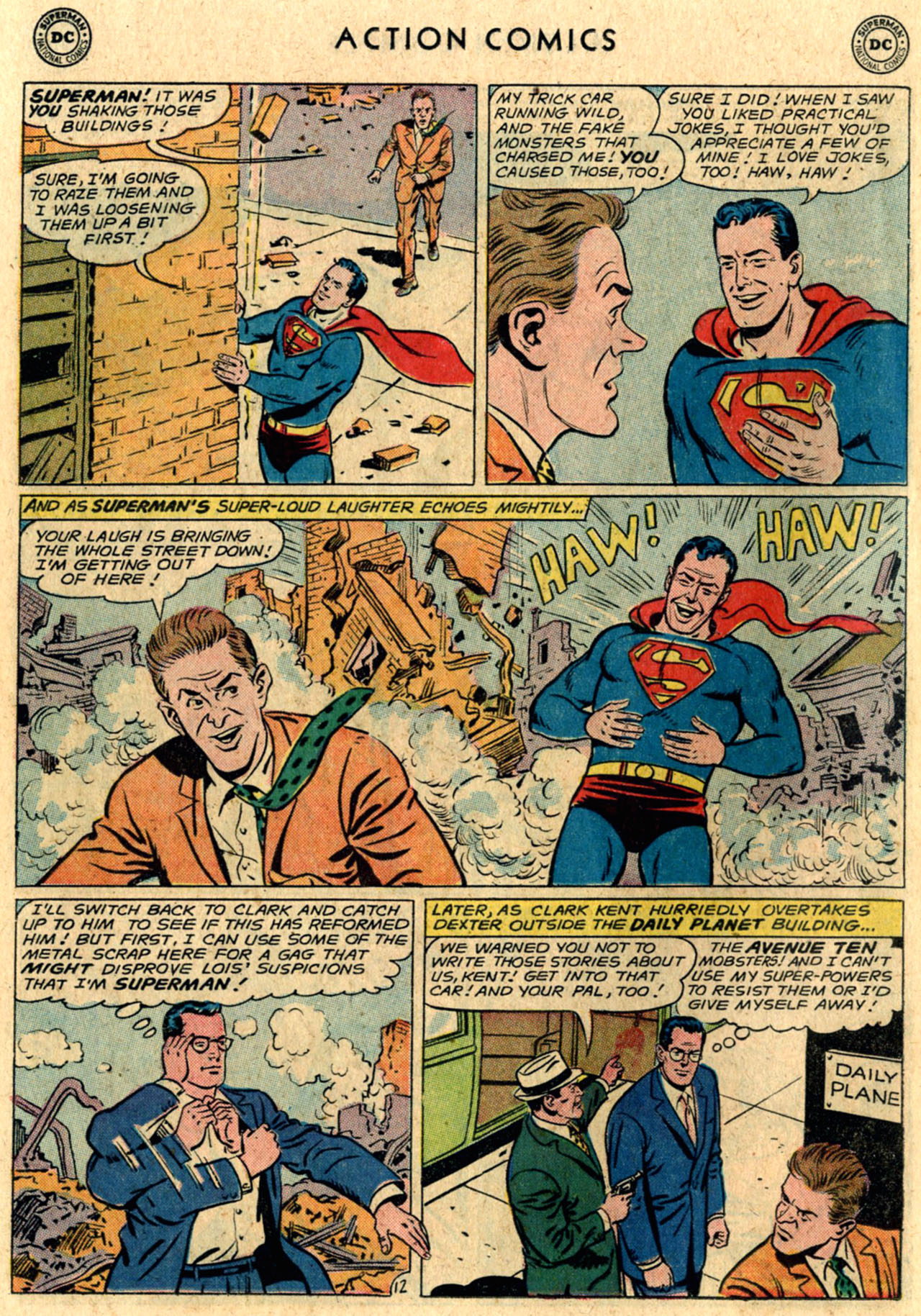 Read online Action Comics (1938) comic -  Issue #289 - 14
