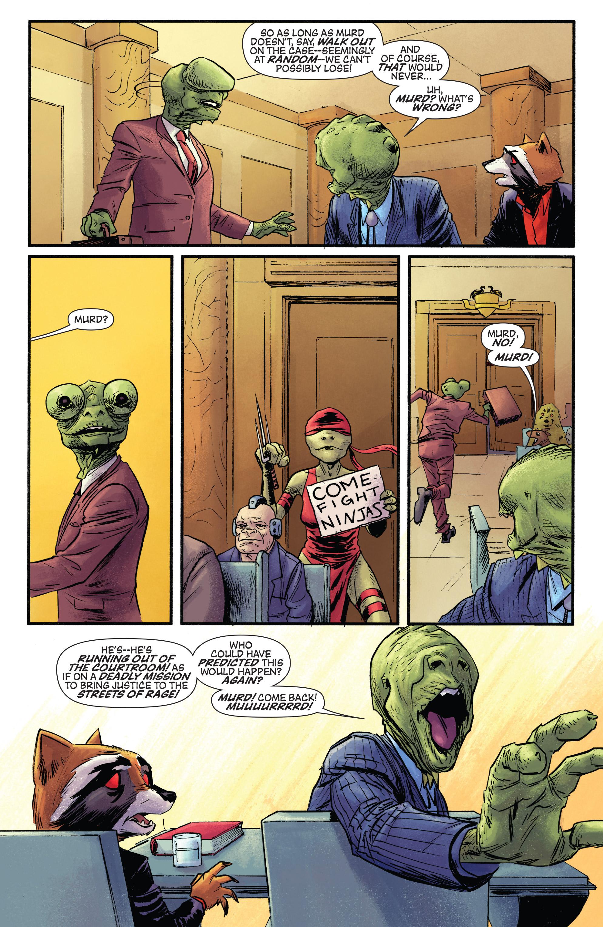 Read online Rocket comic -  Issue #2 - 16