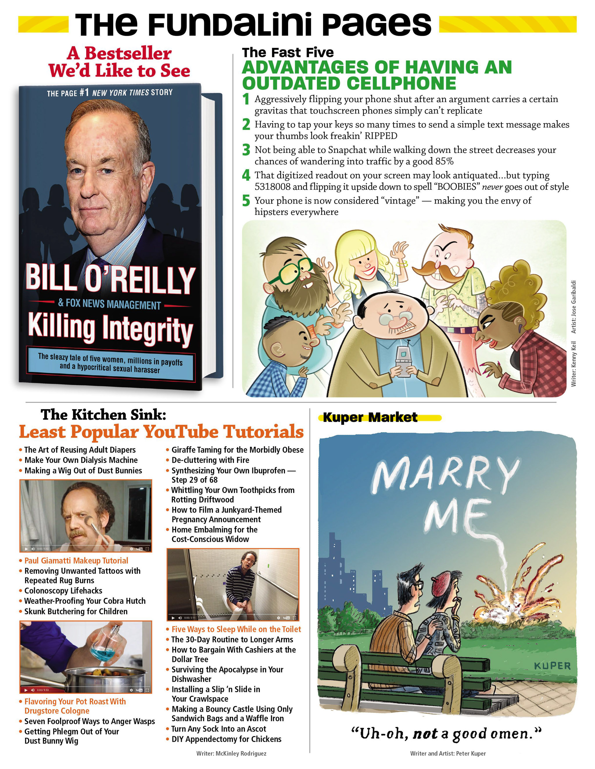 Read online MAD comic -  Issue #546 - 10