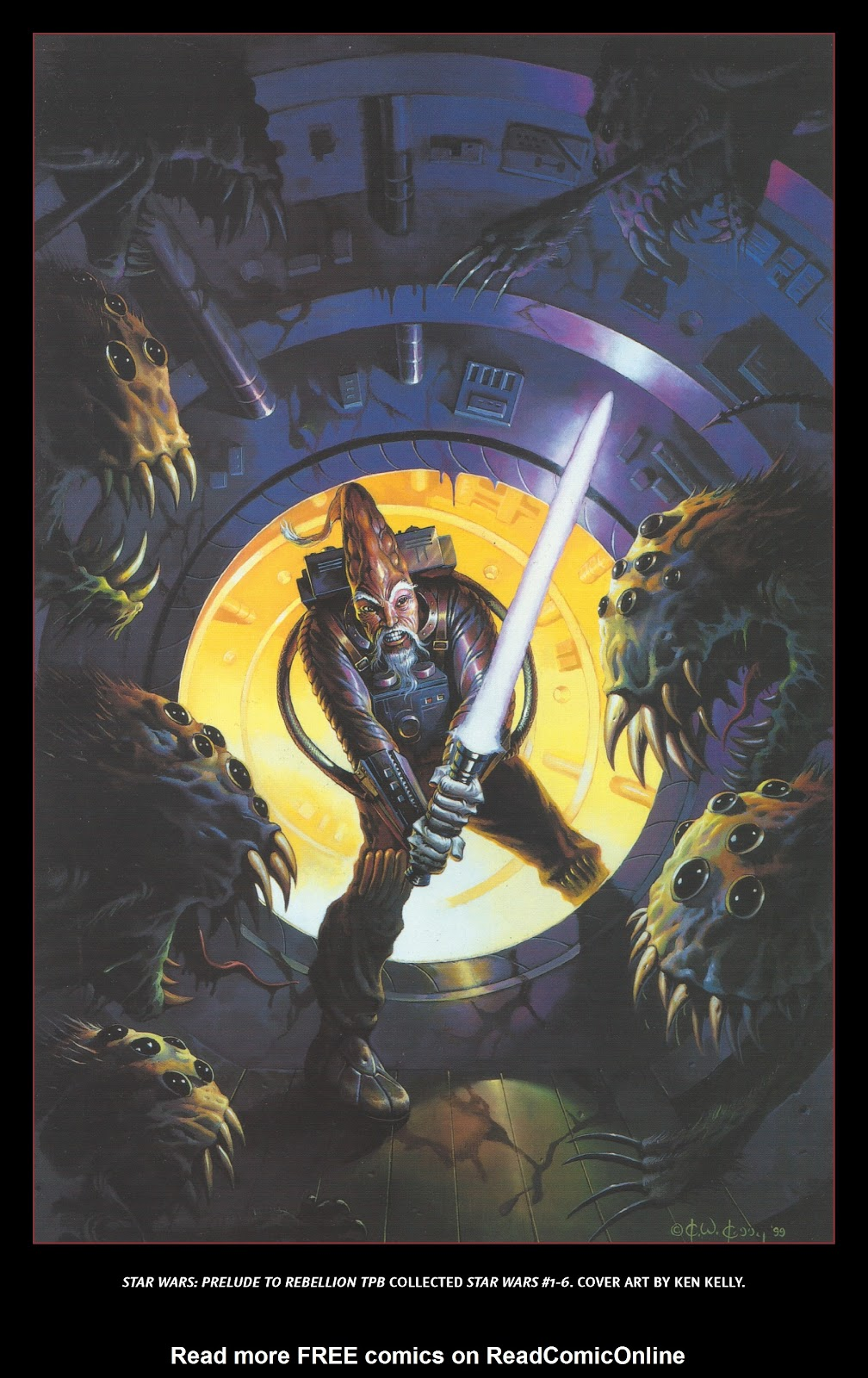 Read online Star Wars Legends: Rise of the Sith - Epic Collection comic -  Issue # TPB 2 (Part 2) - 10