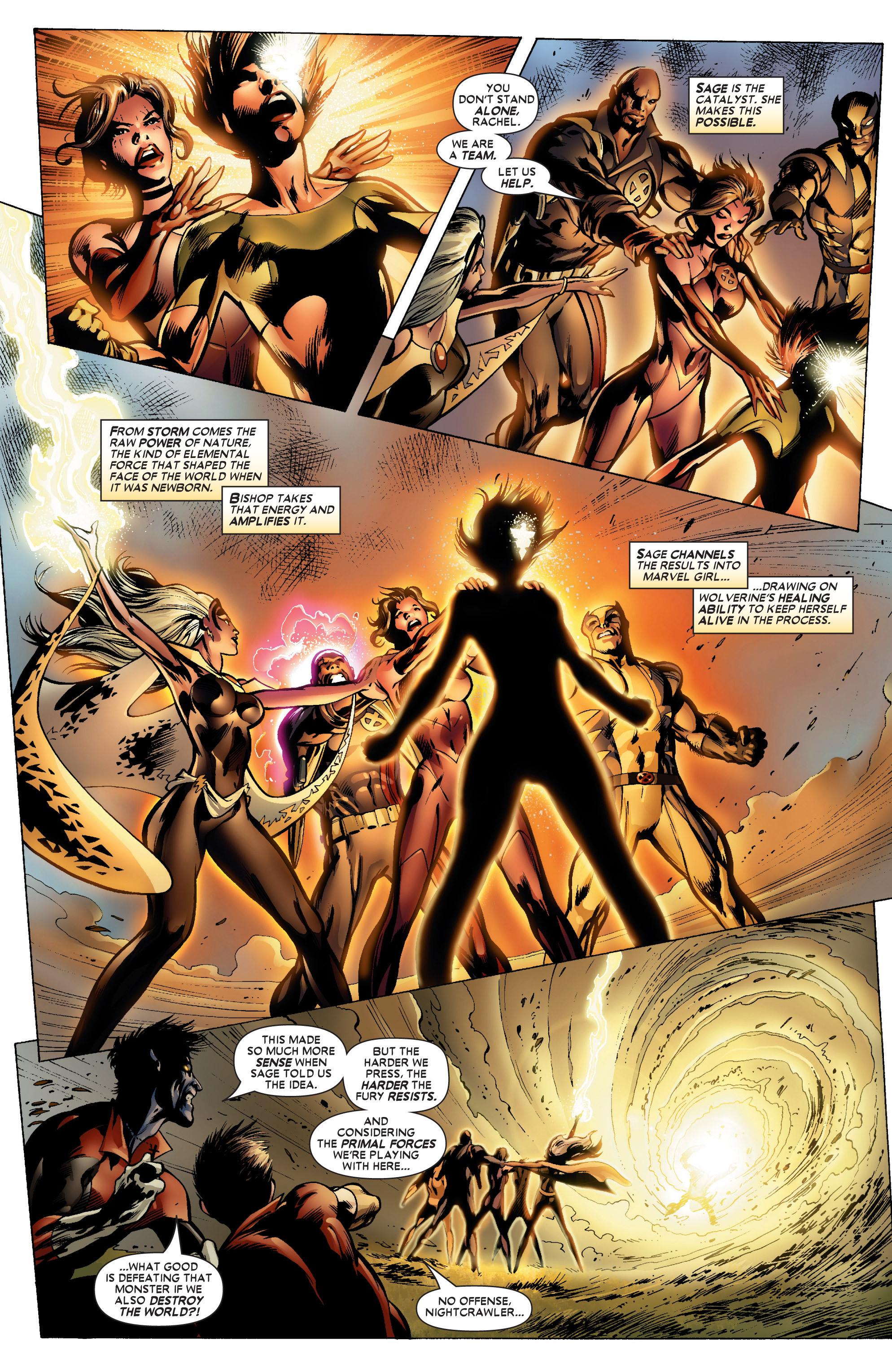 Read online Uncanny X-Men (1963) comic -  Issue #447 - 20