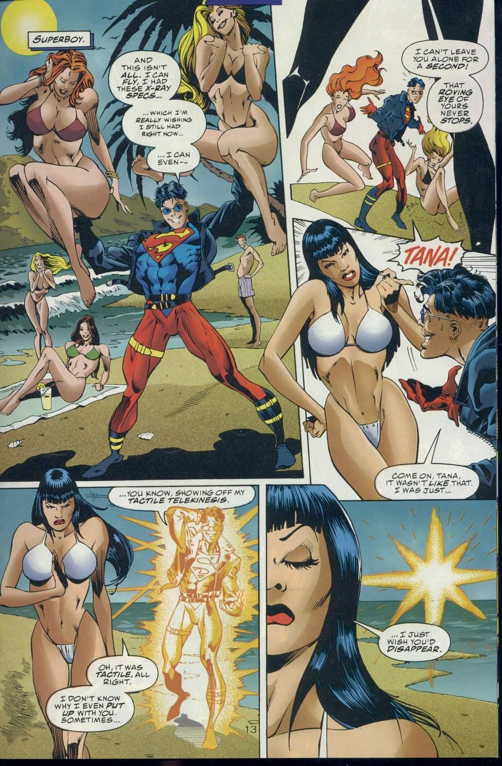Read online DC Versus Marvel Comics comic -  Issue #1 - 15