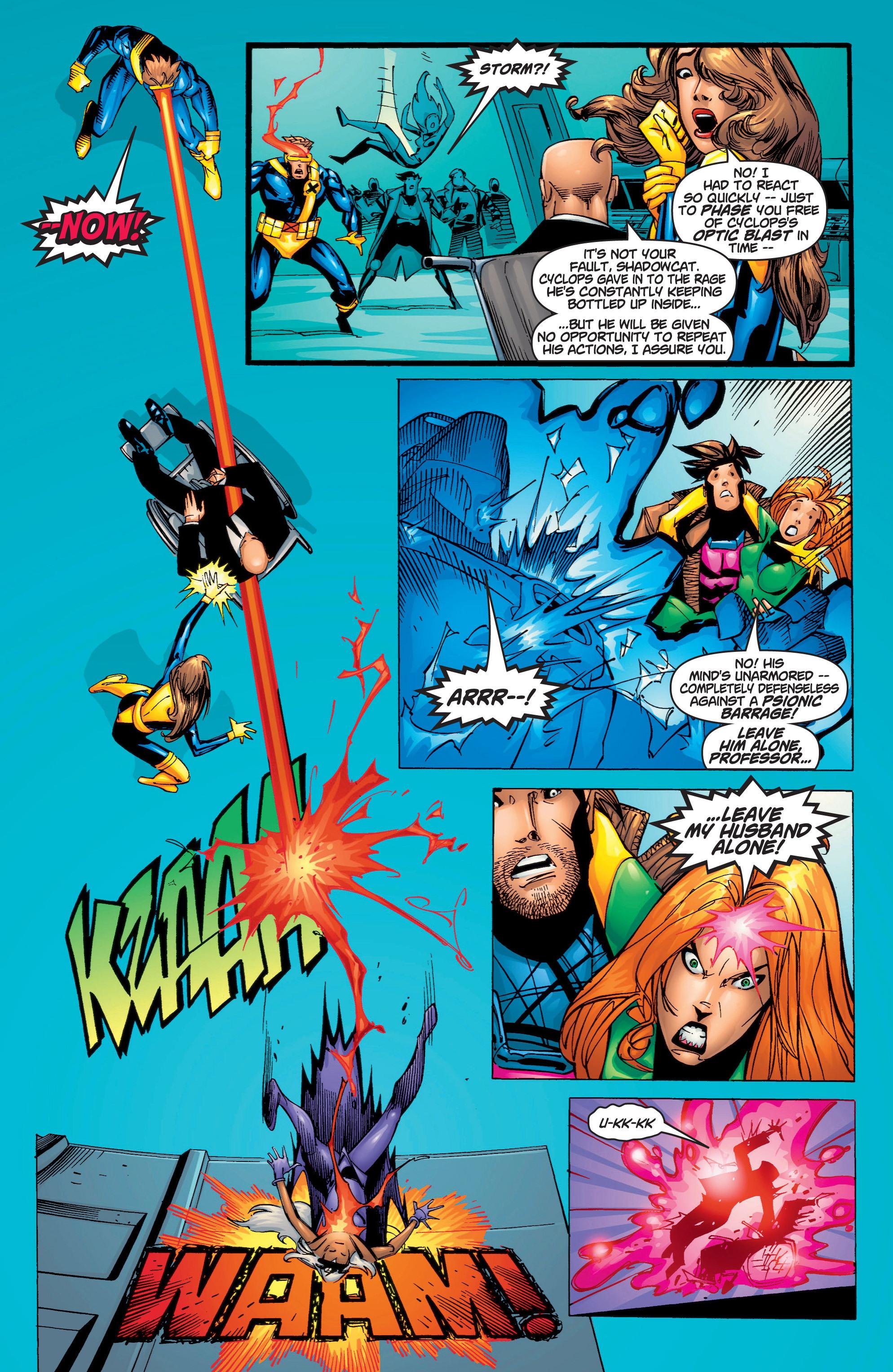 Read online Uncanny X-Men (1963) comic -  Issue #375 - 13