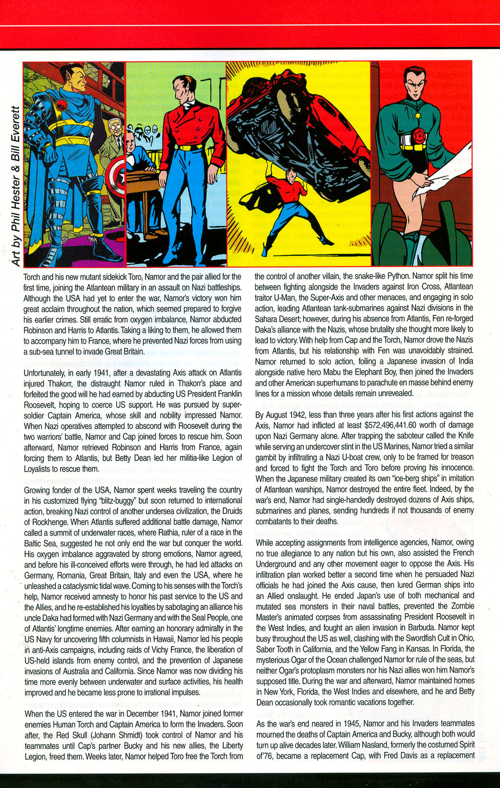 Read online All-New Official Handbook of the Marvel Universe A to Z: Update comic -  Issue #3 - 45