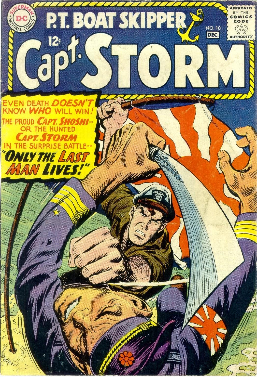 Capt. Storm 10 Page 1