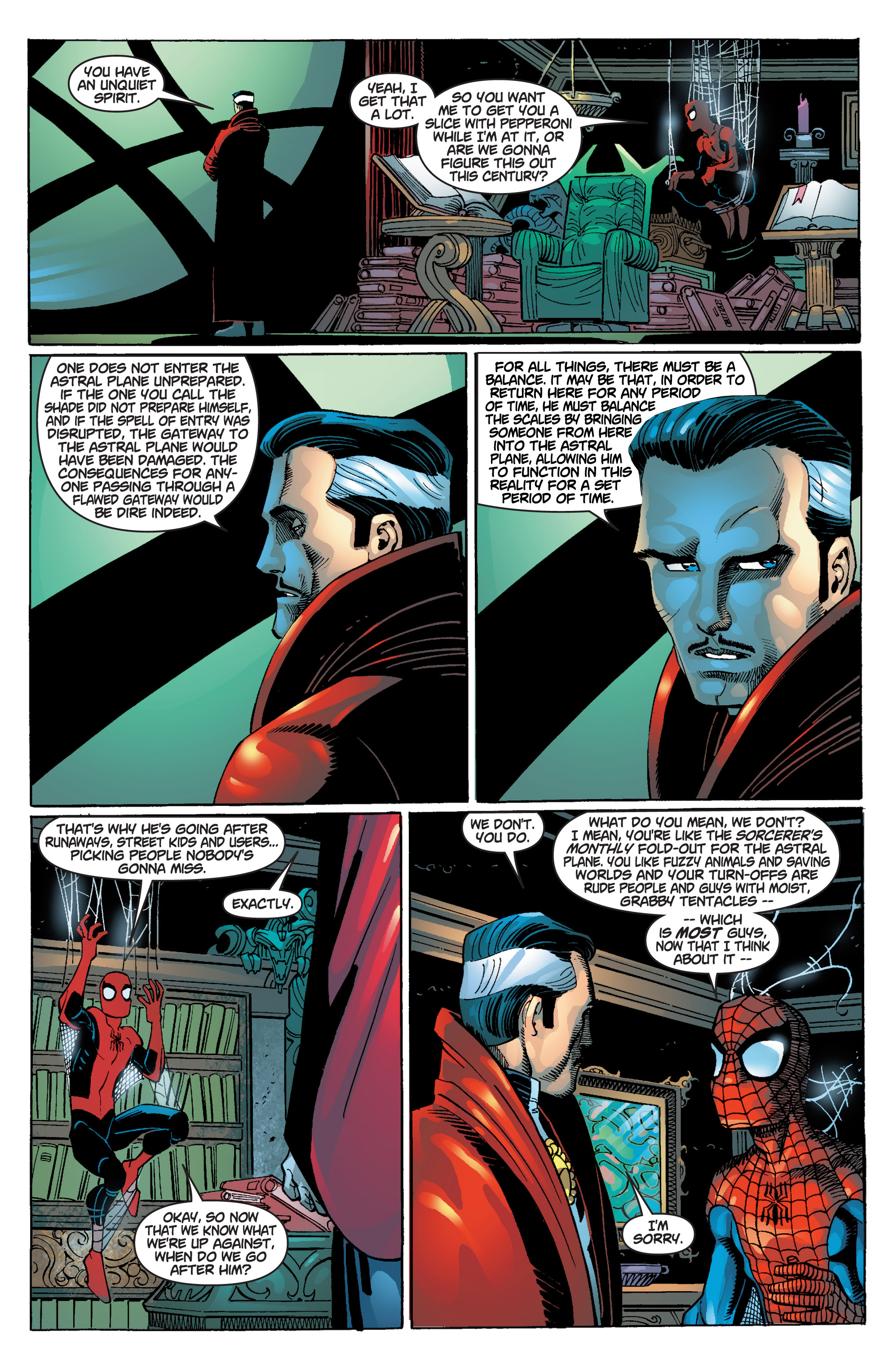 The Amazing Spider-Man (1999) 42 Page 3