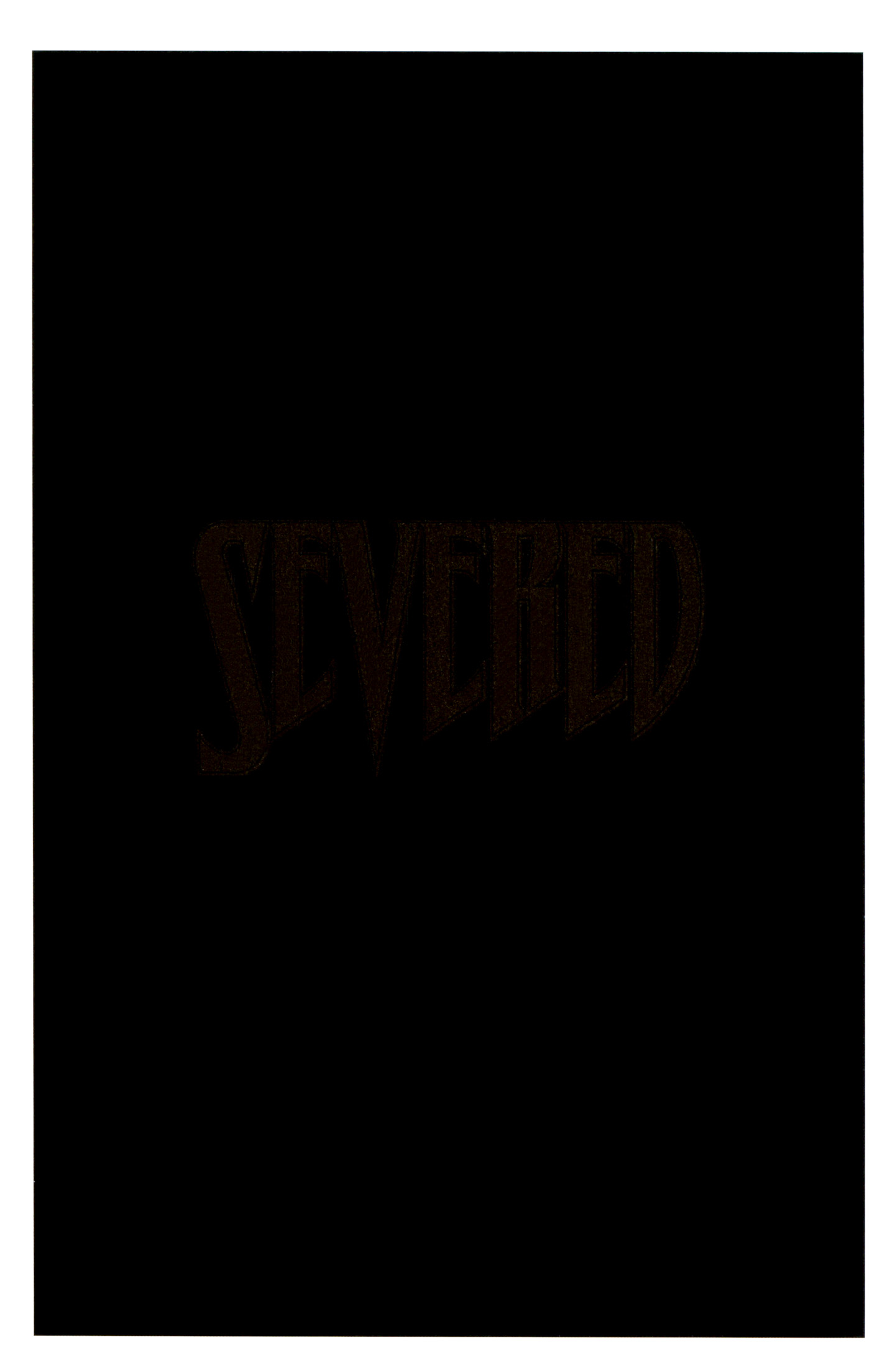 Read online Severed comic -  Issue #7 - 31