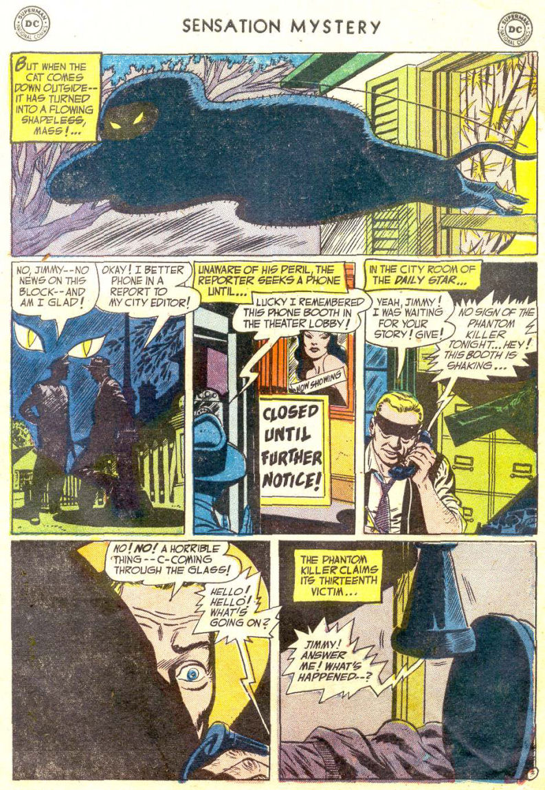 Read online Sensation (Mystery) Comics comic -  Issue #114 - 29