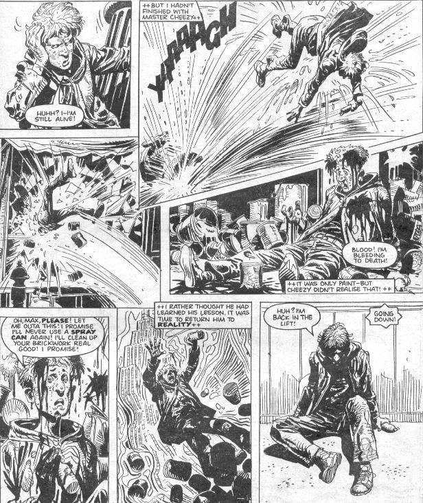 Read online The Thirteenth Floor (2007) comic -  Issue # Full - 58