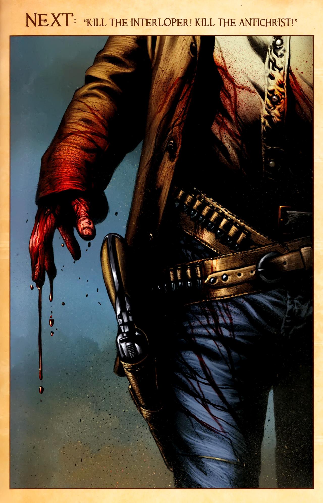 Read online Dark Tower: The Gunslinger - The Battle of Tull comic -  Issue #4 - 31