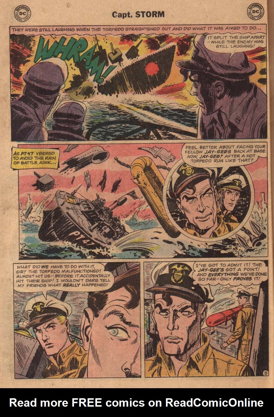 Capt. Storm issue 9 - Page 14