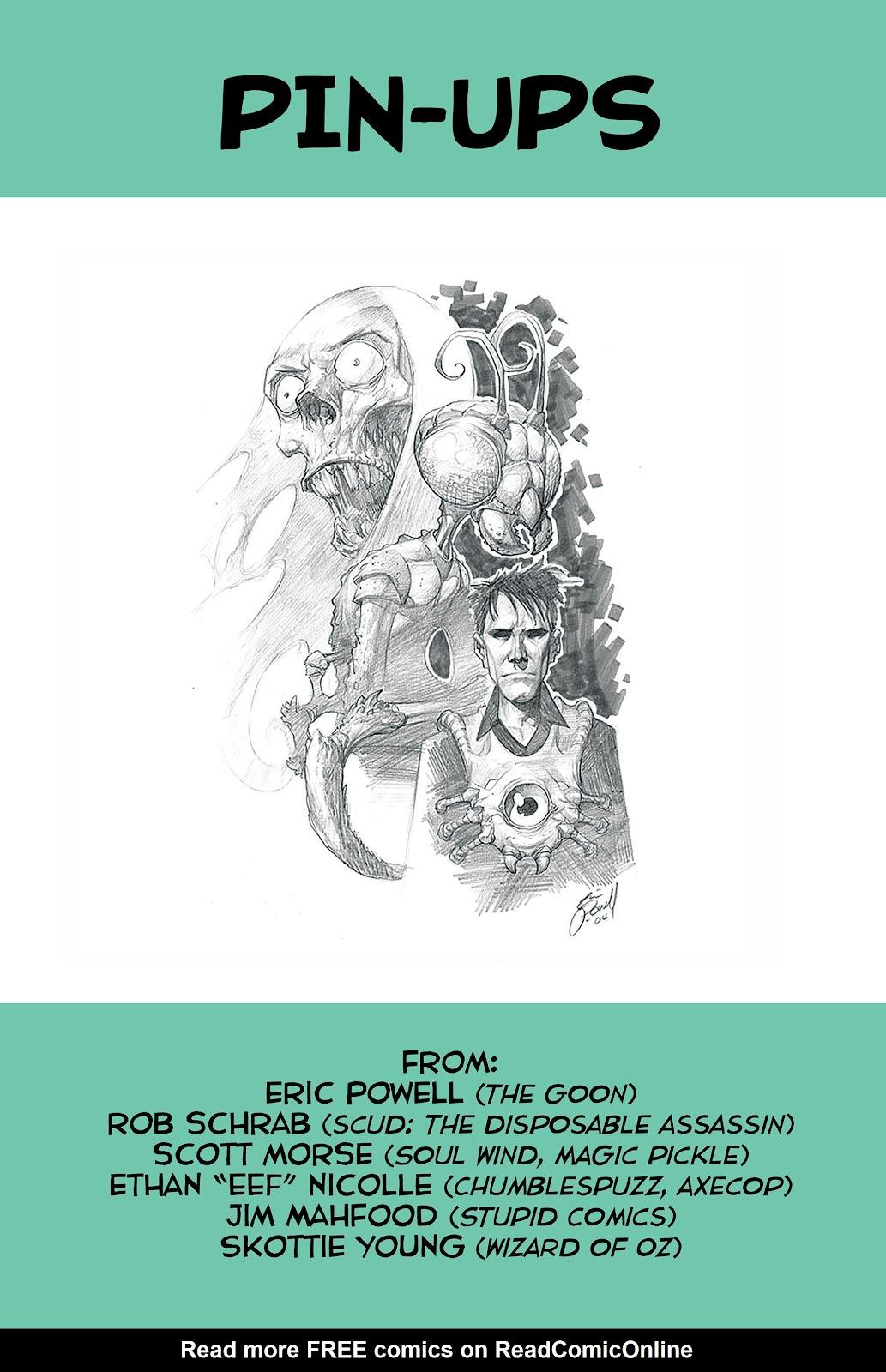 Read online Creature Tech (2019) comic -  Issue # TPB (Part 2) - 118