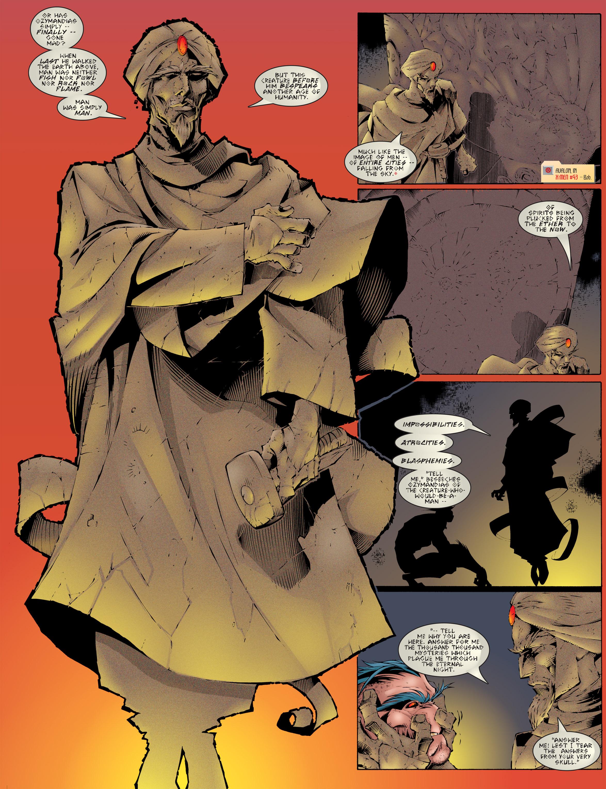 Read online Uncanny X-Men (1963) comic -  Issue #332 - 13